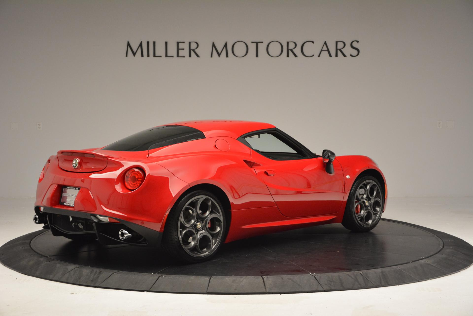 Used 2015 Alfa Romeo 4C  For Sale In Greenwich, CT 8_p8