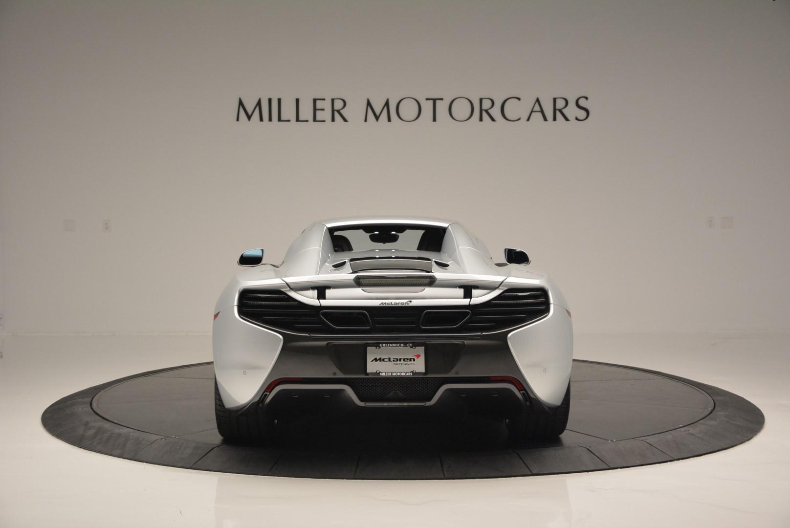 New 2016 McLaren 650S Spider  For Sale In Greenwich, CT 80_p15