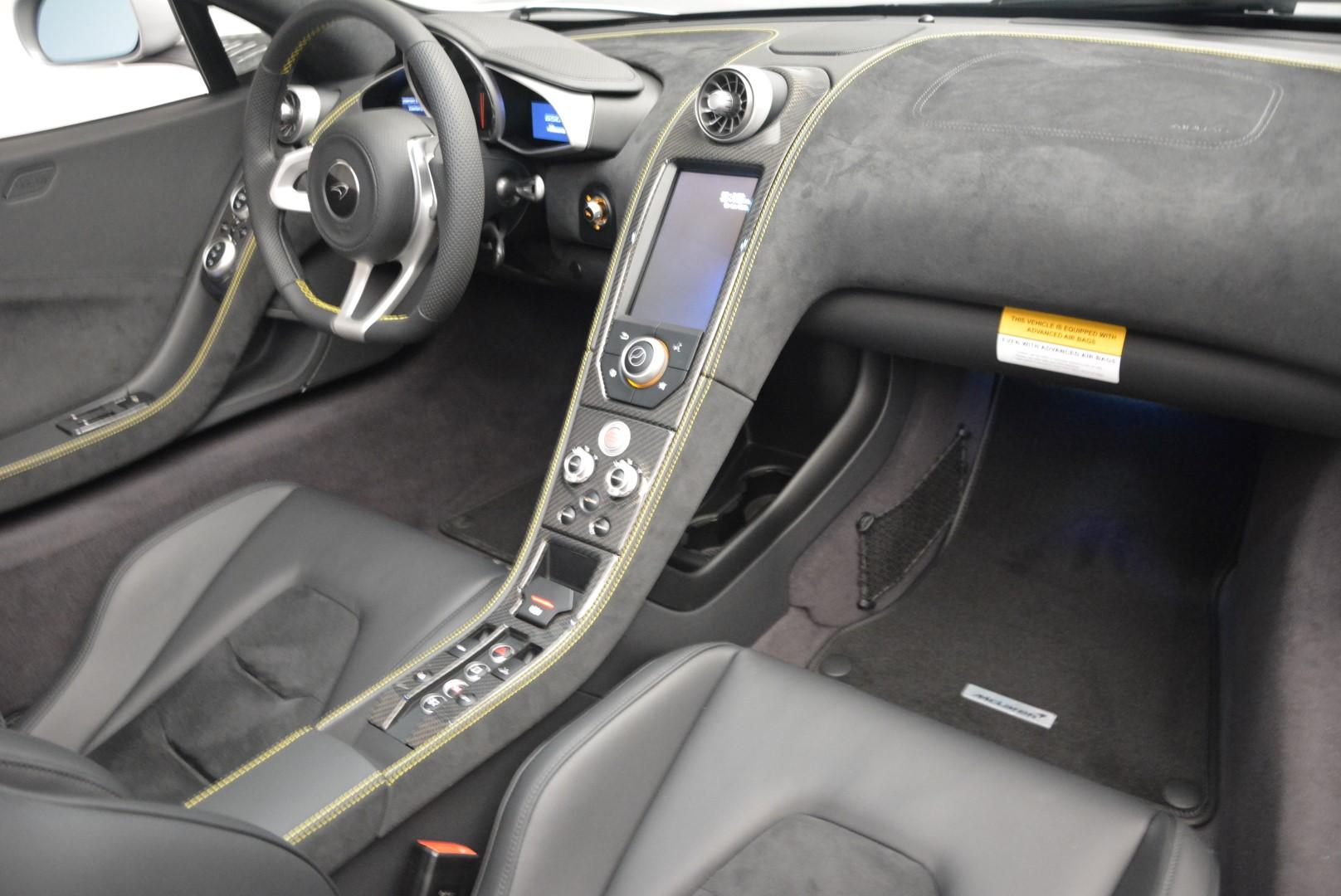 New 2016 McLaren 650S Spider  For Sale In Greenwich, CT 80_p23