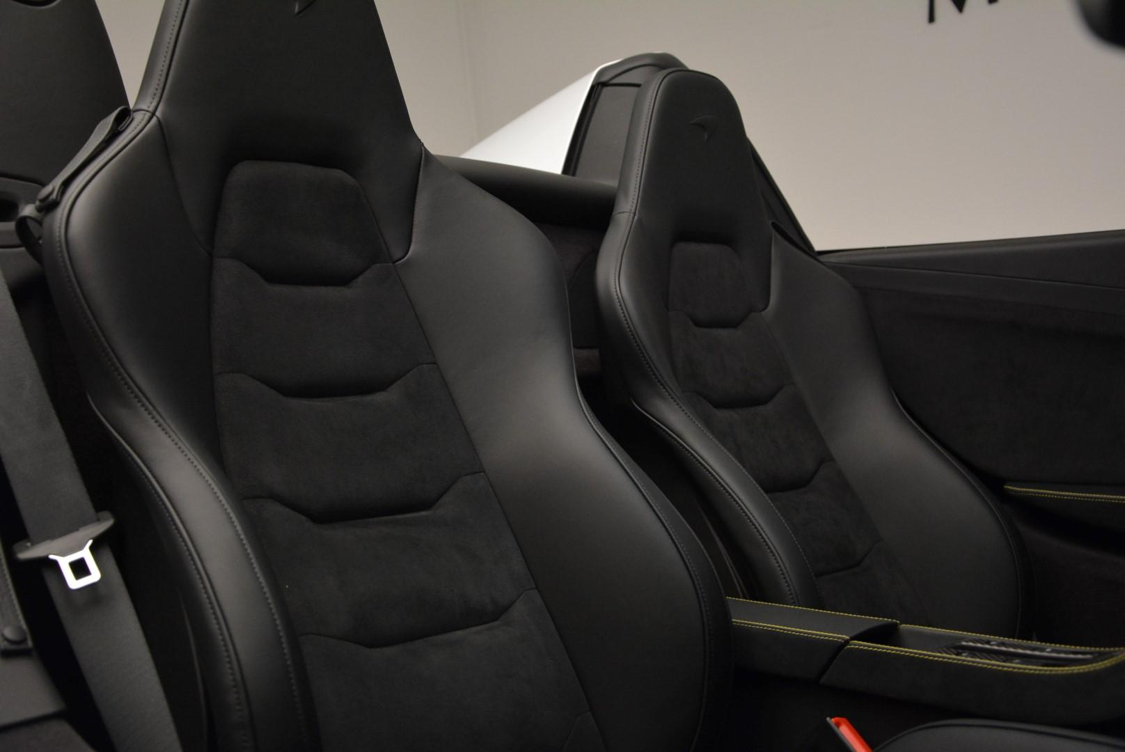 New 2016 McLaren 650S Spider  For Sale In Greenwich, CT 80_p25