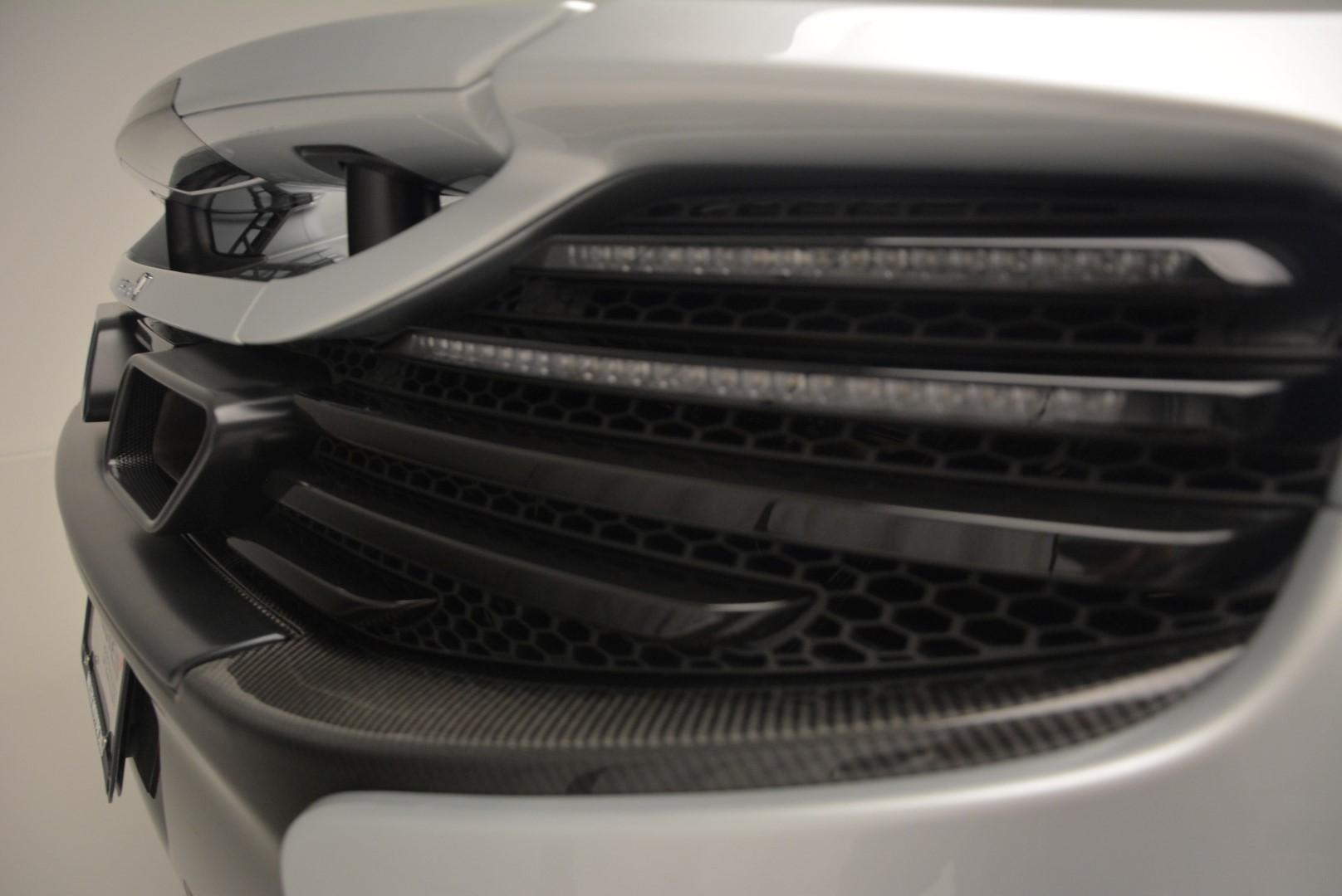 New 2016 McLaren 650S Spider  For Sale In Greenwich, CT 80_p29