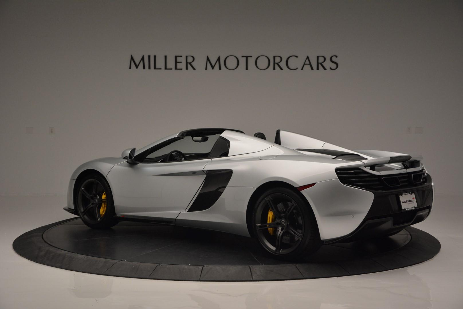 New 2016 McLaren 650S Spider  For Sale In Greenwich, CT 80_p4