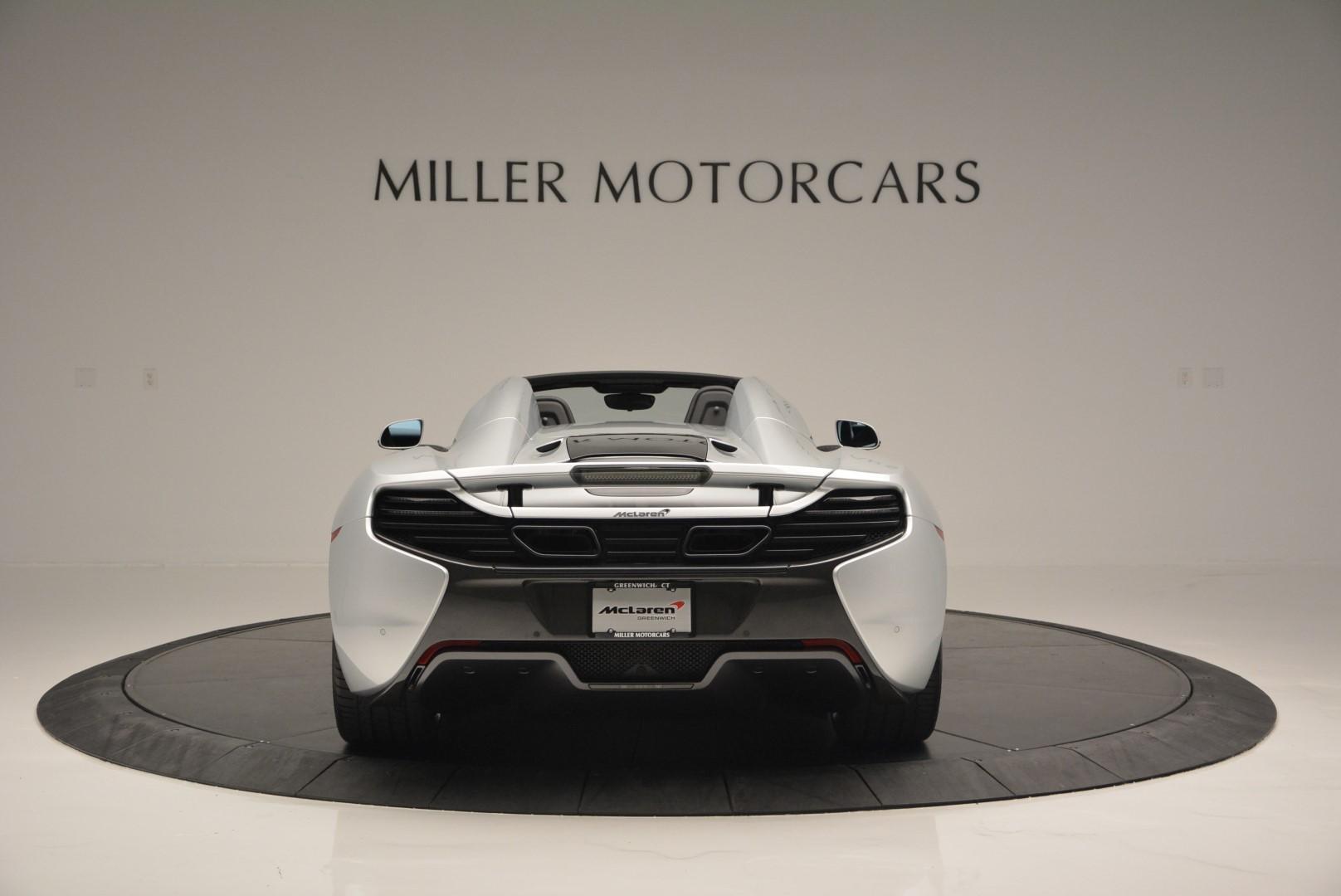 New 2016 McLaren 650S Spider  For Sale In Greenwich, CT 80_p5