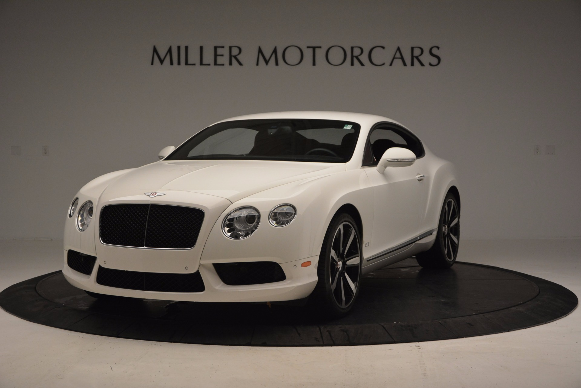 Used 2013 Bentley Continental GT V8 For Sale In Greenwich, CT 802_main