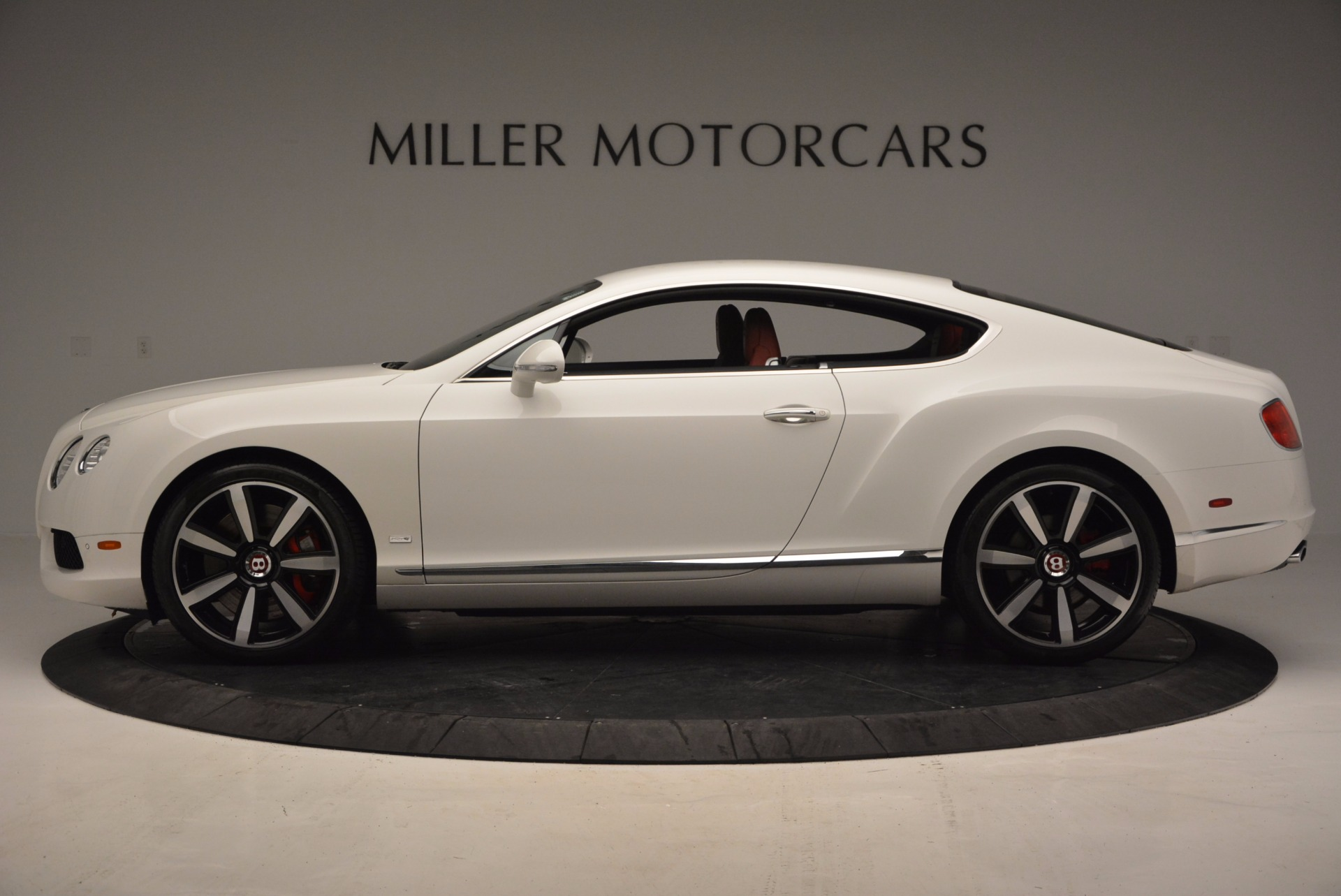 Used 2013 Bentley Continental GT V8 For Sale In Greenwich, CT 802_p3