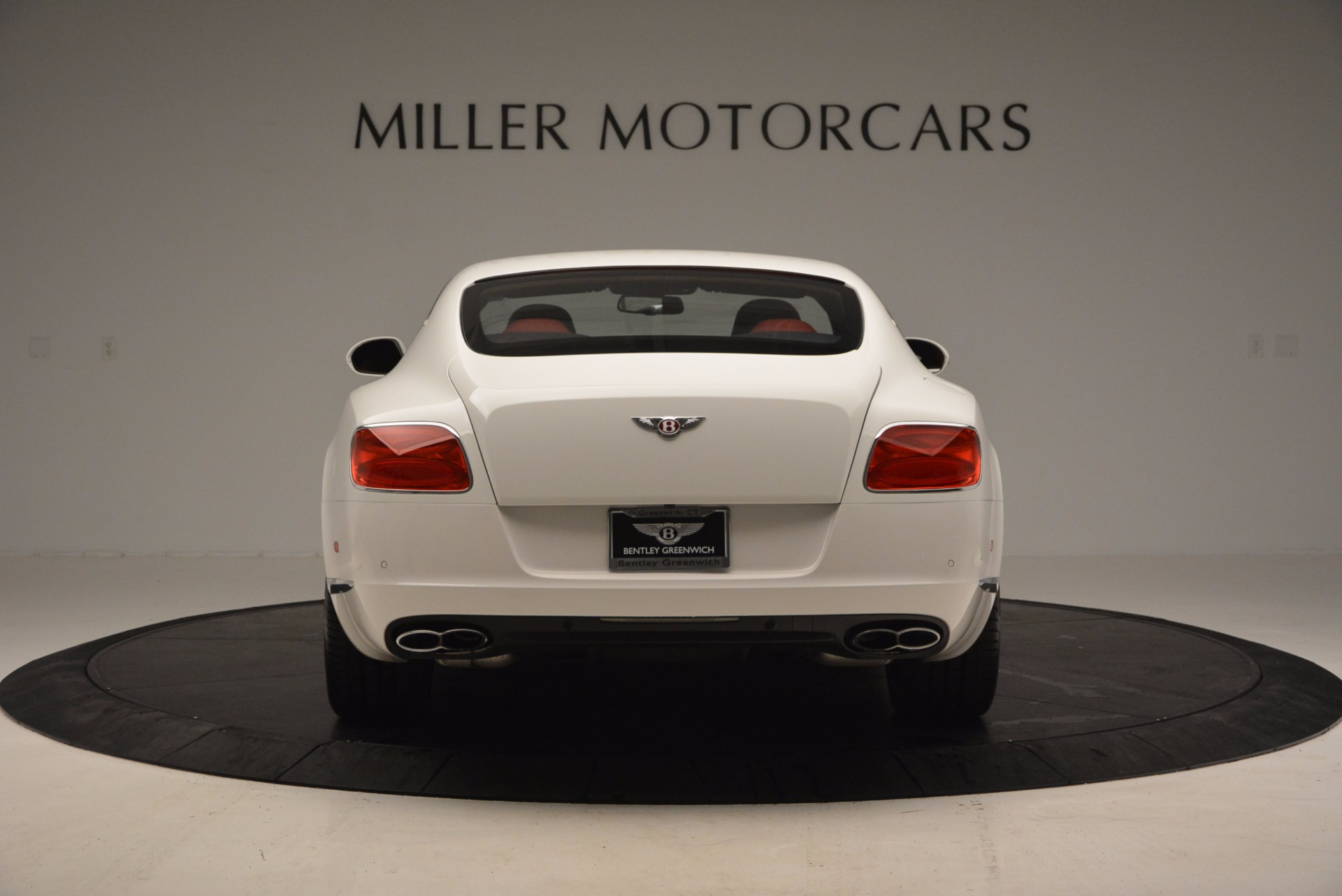 Used 2013 Bentley Continental GT V8 For Sale In Greenwich, CT 802_p6