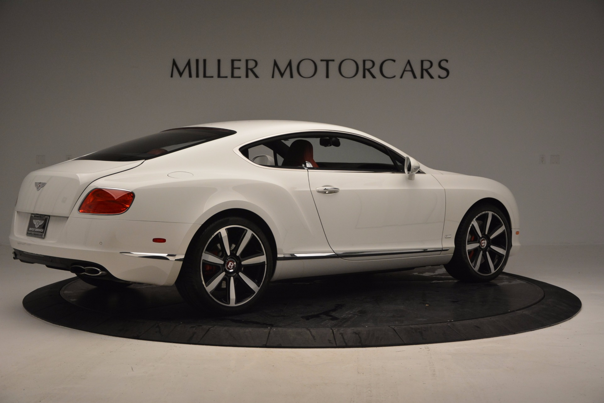 Used 2013 Bentley Continental GT V8 For Sale In Greenwich, CT 802_p8