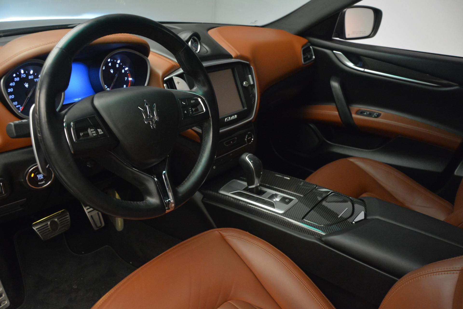 Used 2014 Maserati Ghibli S Q4 For Sale In Greenwich, CT 805_p13