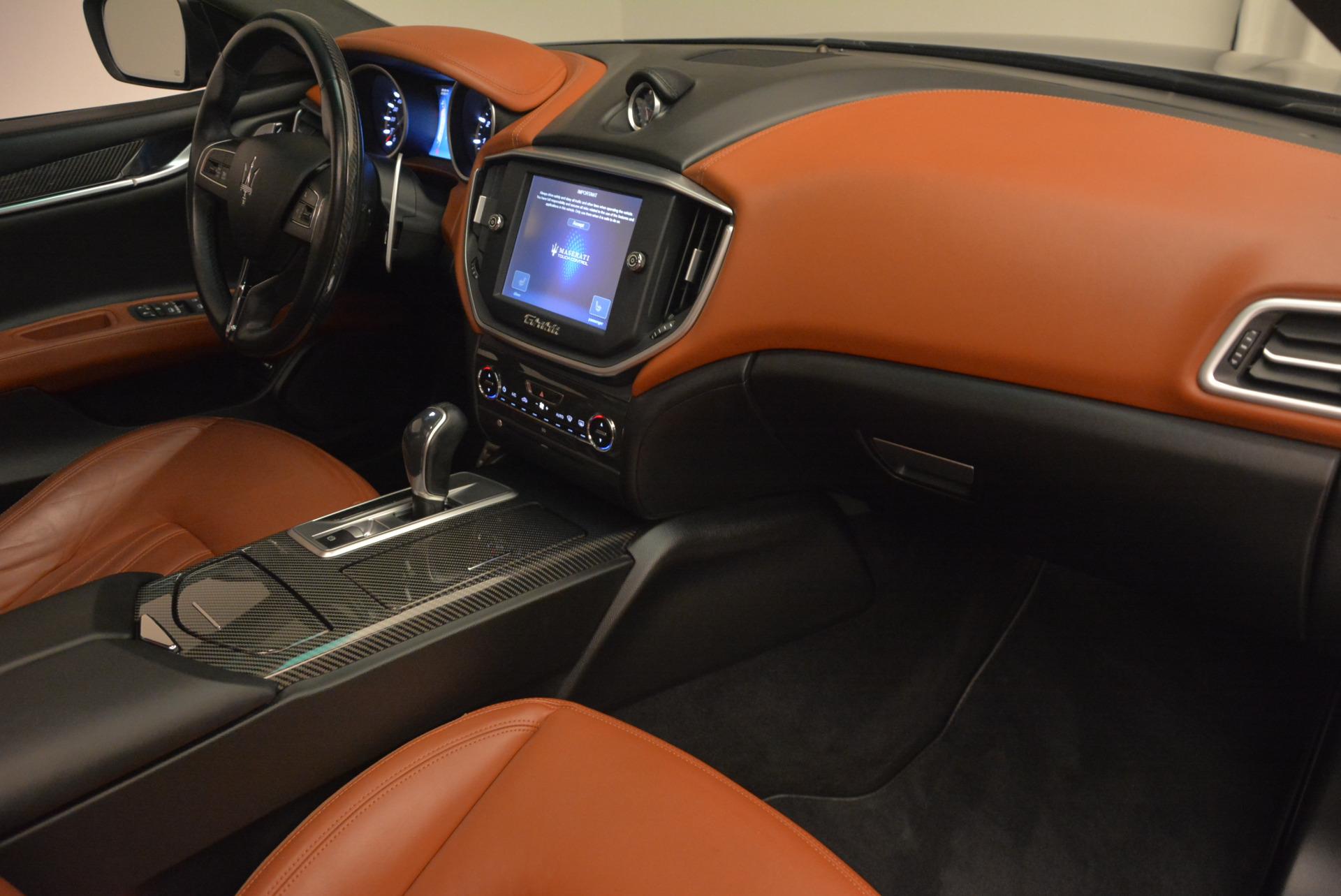 Used 2014 Maserati Ghibli S Q4 For Sale In Greenwich, CT 805_p20