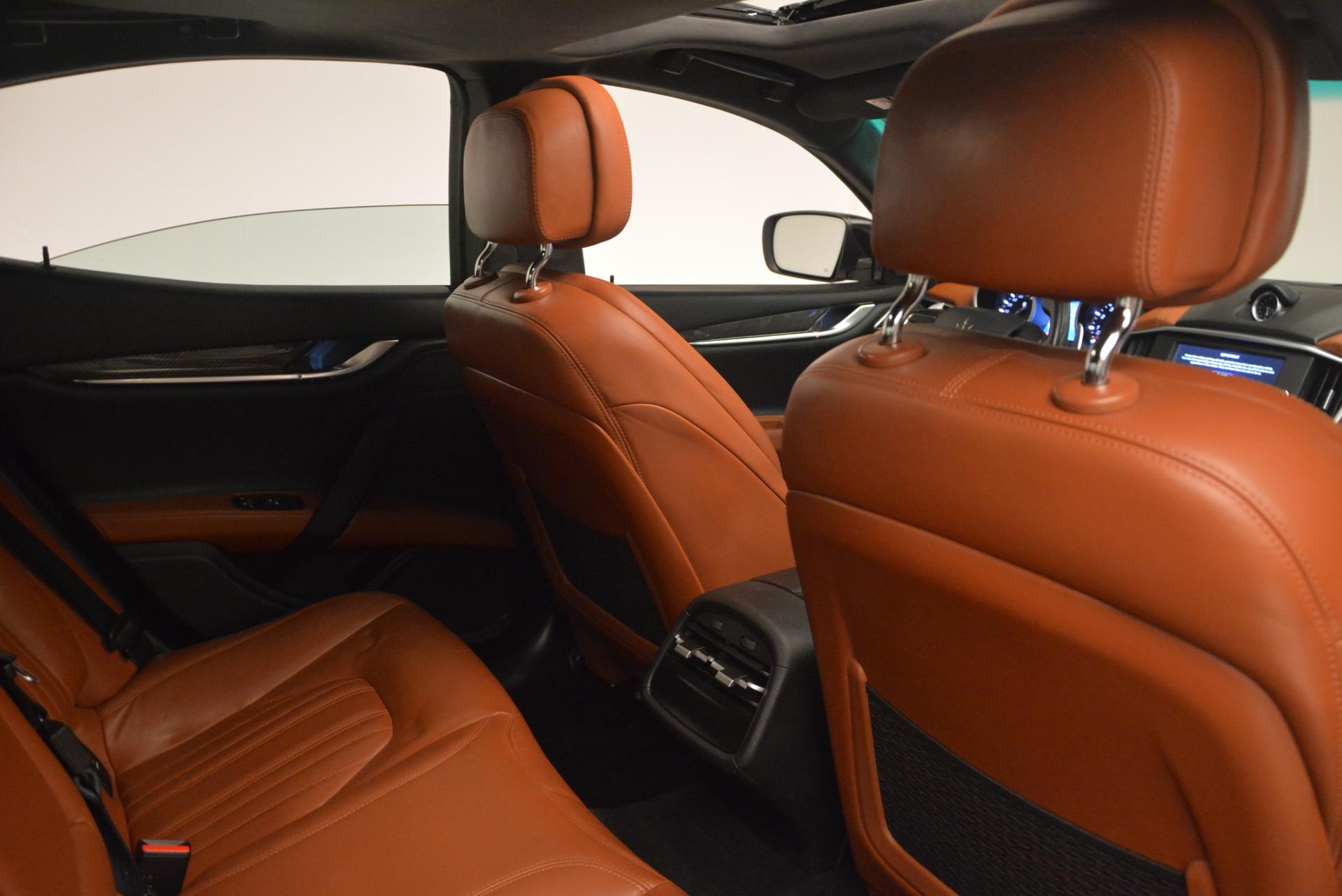 Used 2014 Maserati Ghibli S Q4 For Sale In Greenwich, CT 805_p23