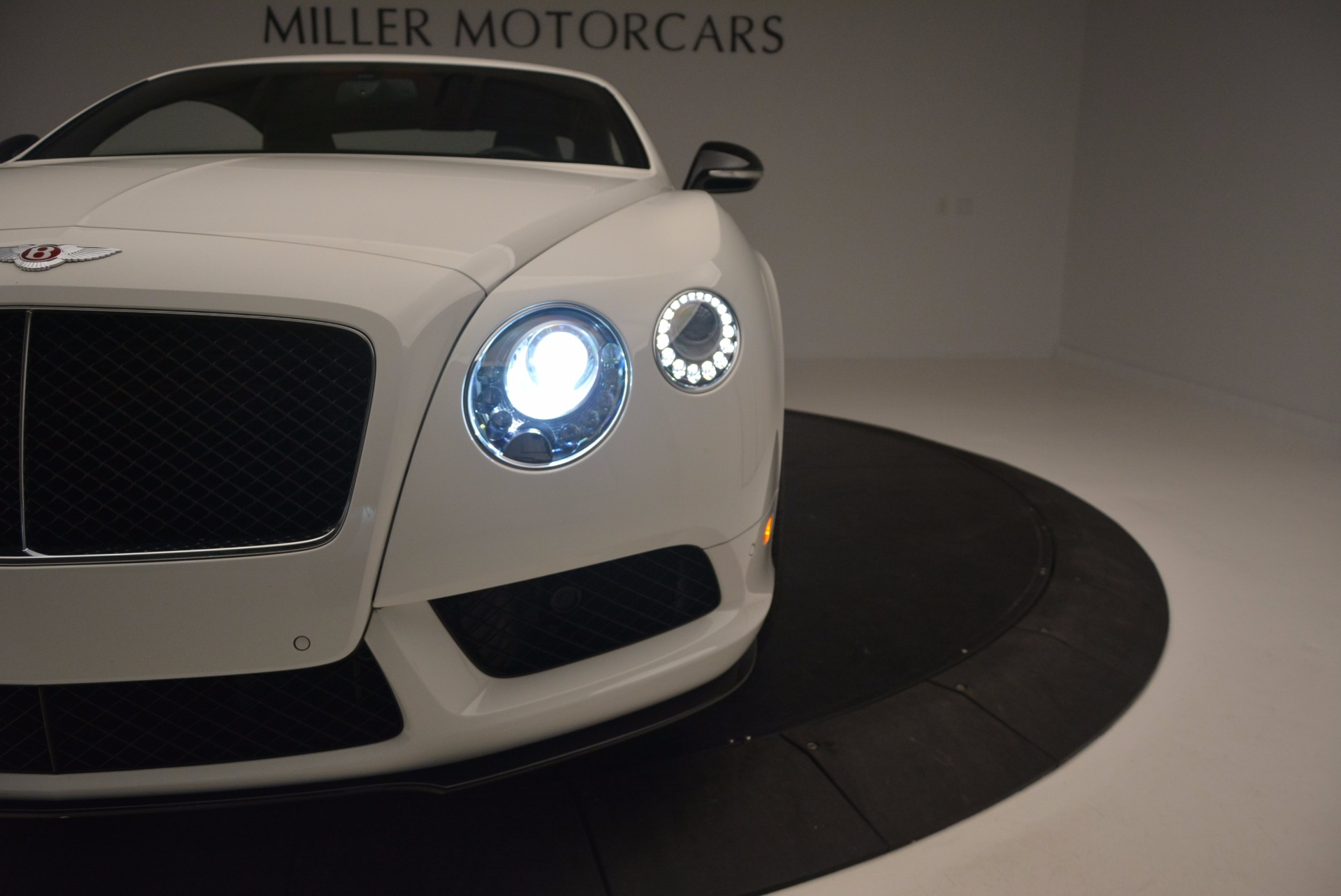 Used 2014 Bentley Continental GT V8 S For Sale In Greenwich, CT 806_p17