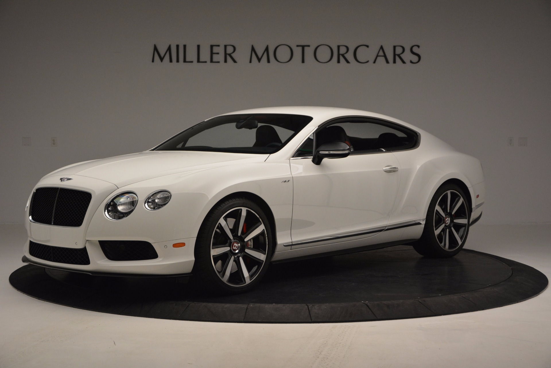 Used 2014 Bentley Continental GT V8 S For Sale In Greenwich, CT 806_p2