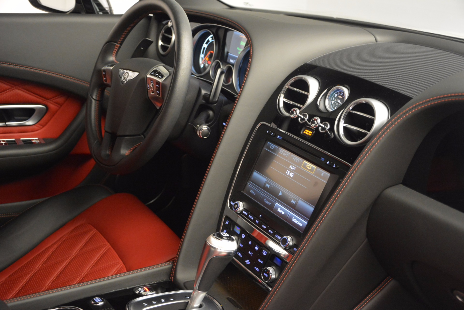 Used 2014 Bentley Continental GT V8 S For Sale In Greenwich, CT 806_p38