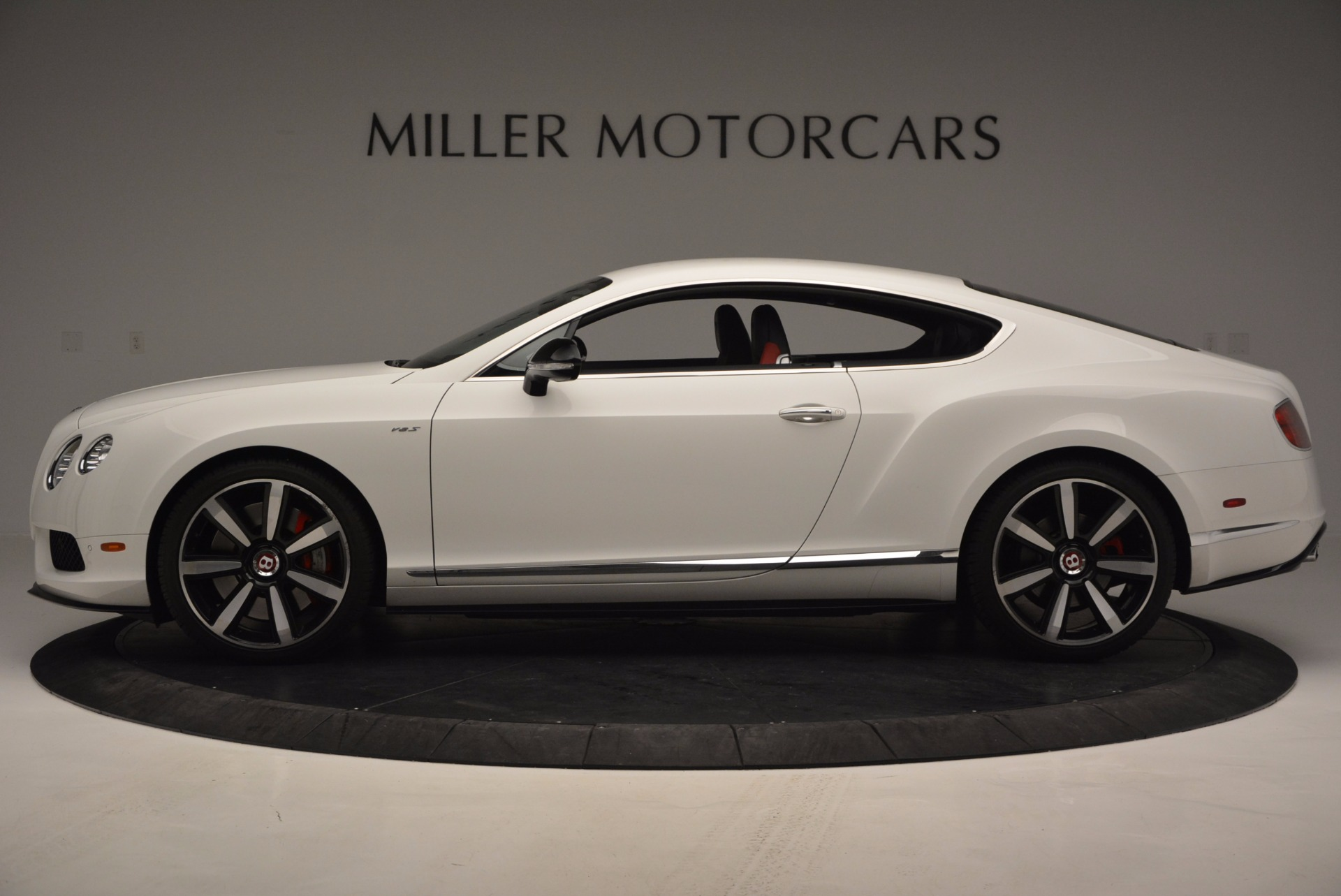 Used 2014 Bentley Continental GT V8 S For Sale In Greenwich, CT 806_p3