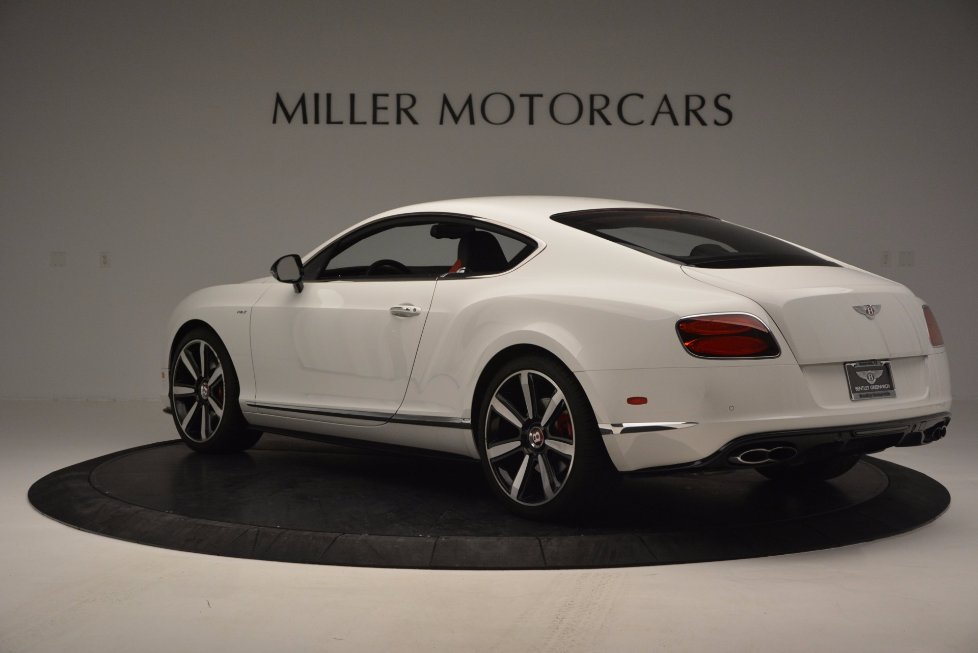 Used 2014 Bentley Continental GT V8 S For Sale In Greenwich, CT 806_p5