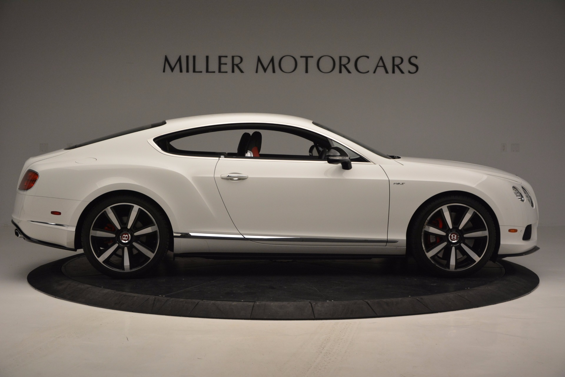 Used 2014 Bentley Continental GT V8 S For Sale In Greenwich, CT 806_p9