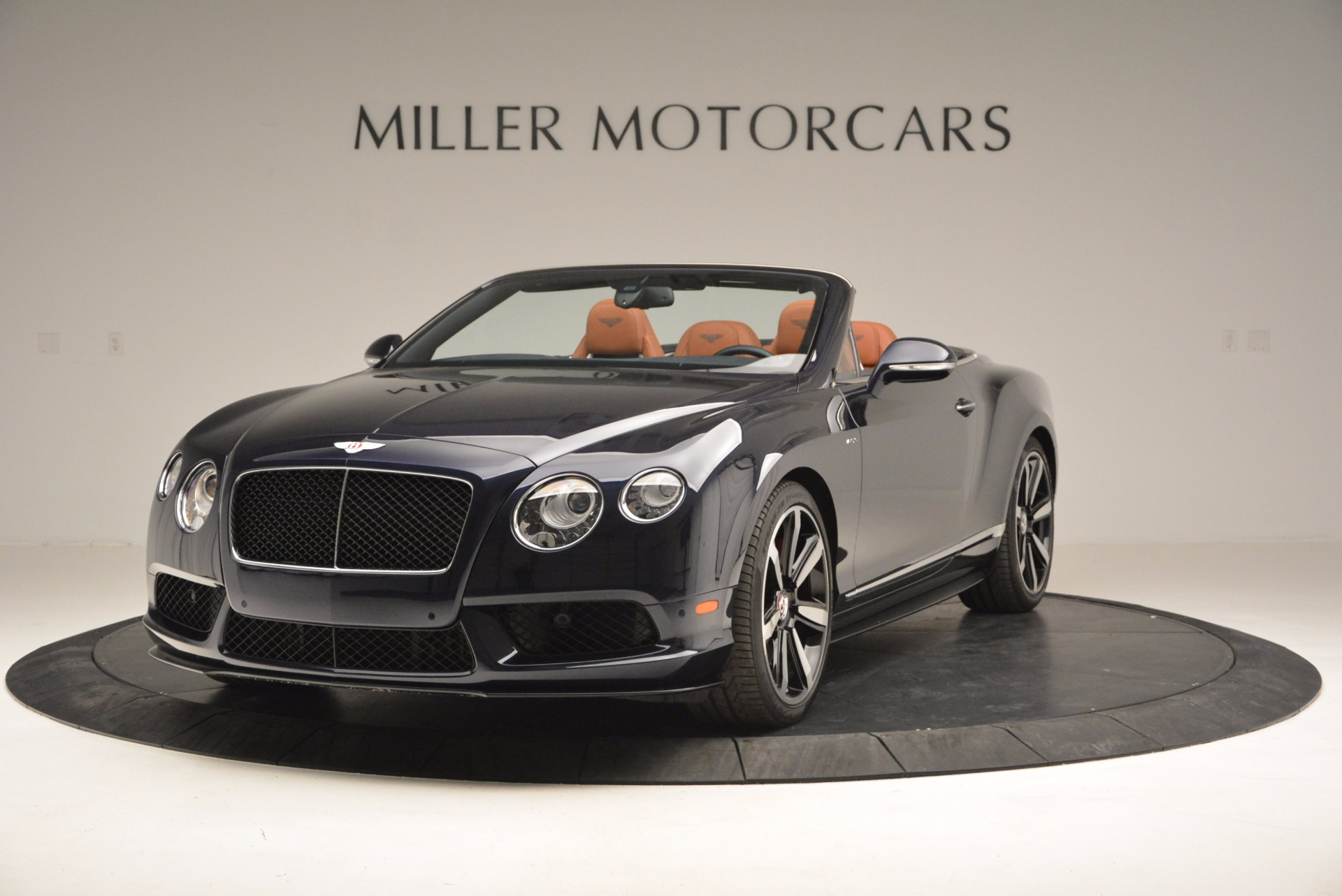 Used 2015 Bentley Continental GT V8 S For Sale In Greenwich, CT 807_main