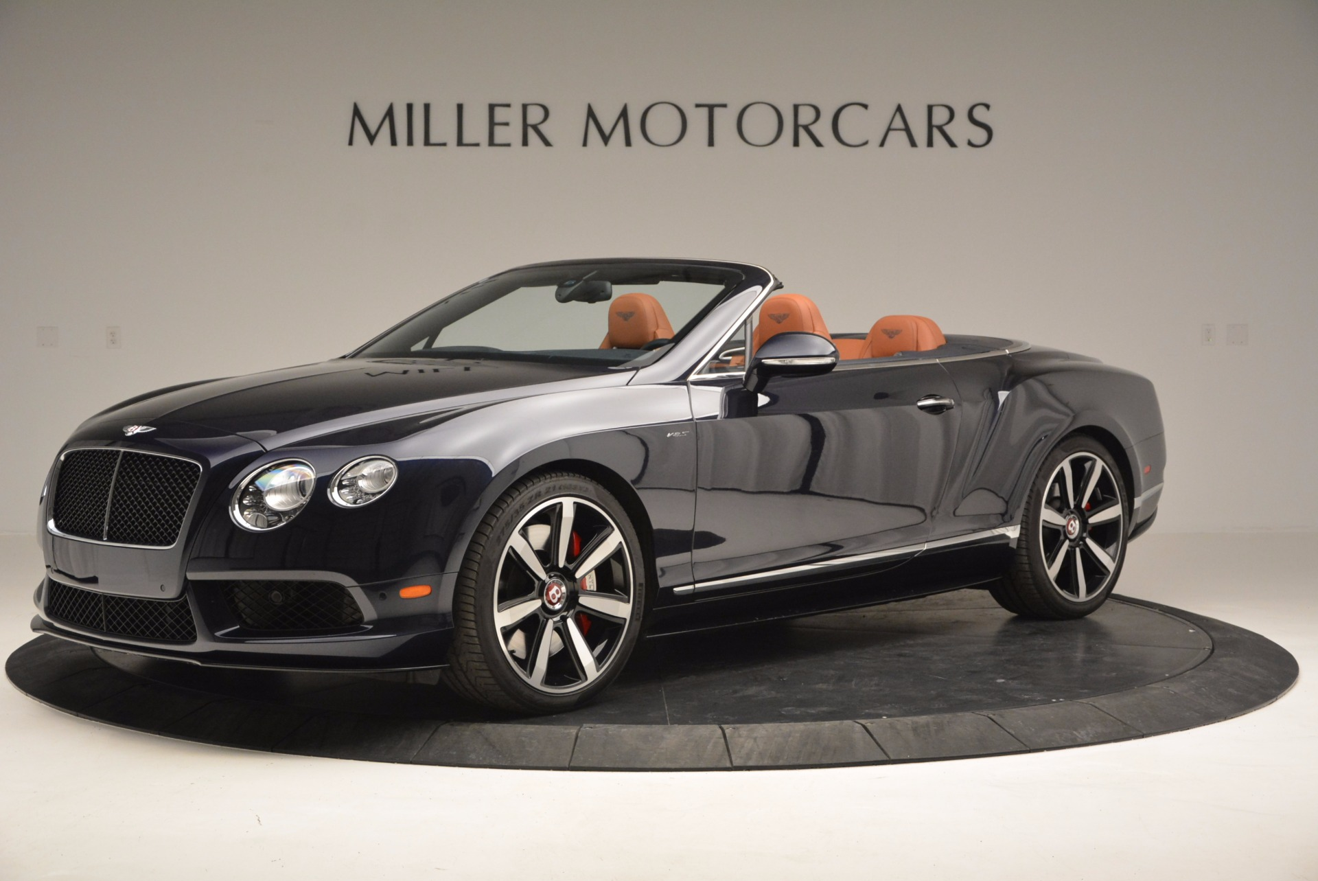 Used 2015 Bentley Continental GT V8 S For Sale In Greenwich, CT 807_p2