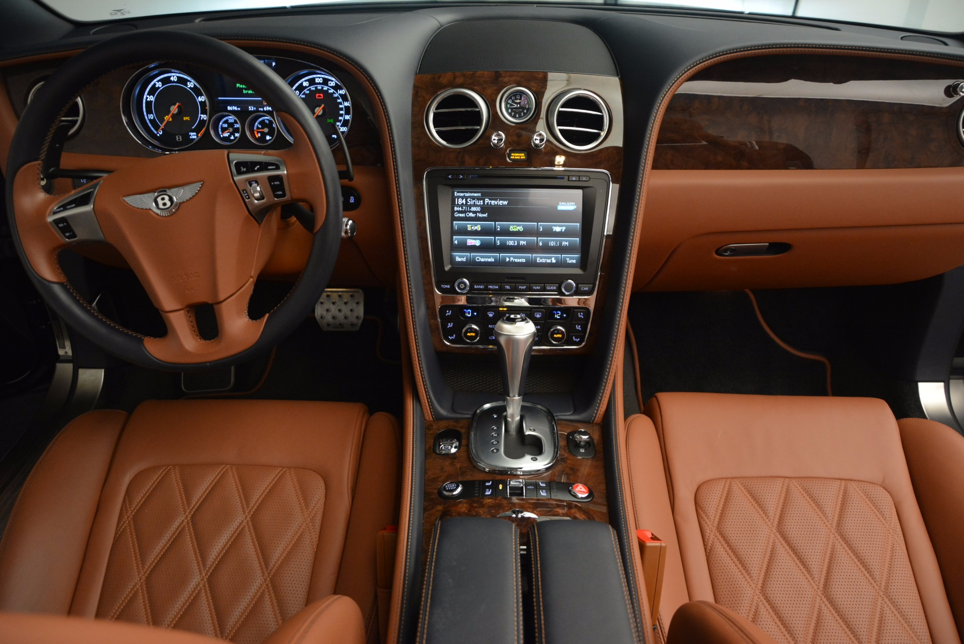 Used 2015 Bentley Continental GT V8 S For Sale In Greenwich, CT 807_p52