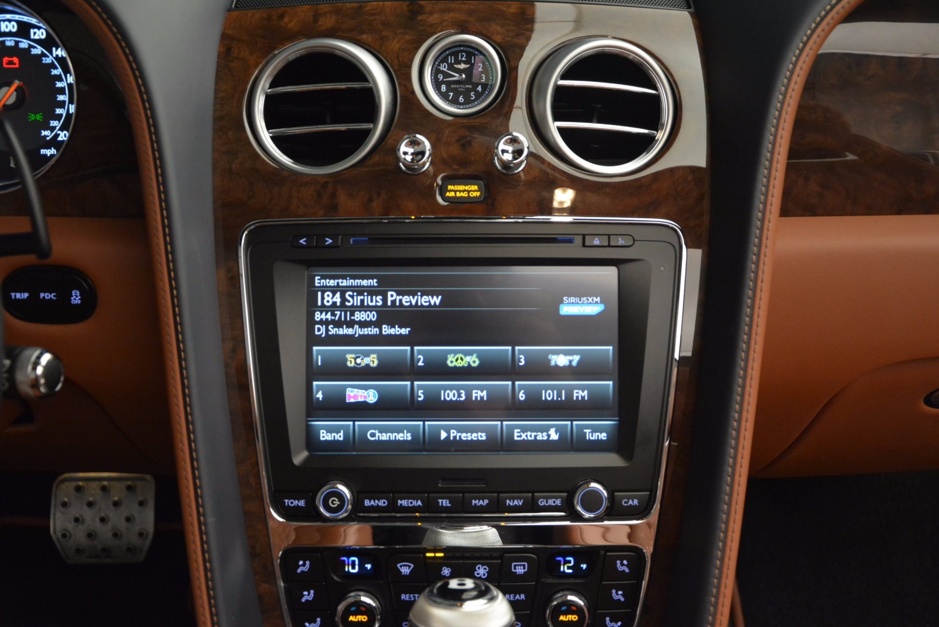 Used 2015 Bentley Continental GT V8 S For Sale In Greenwich, CT 807_p53