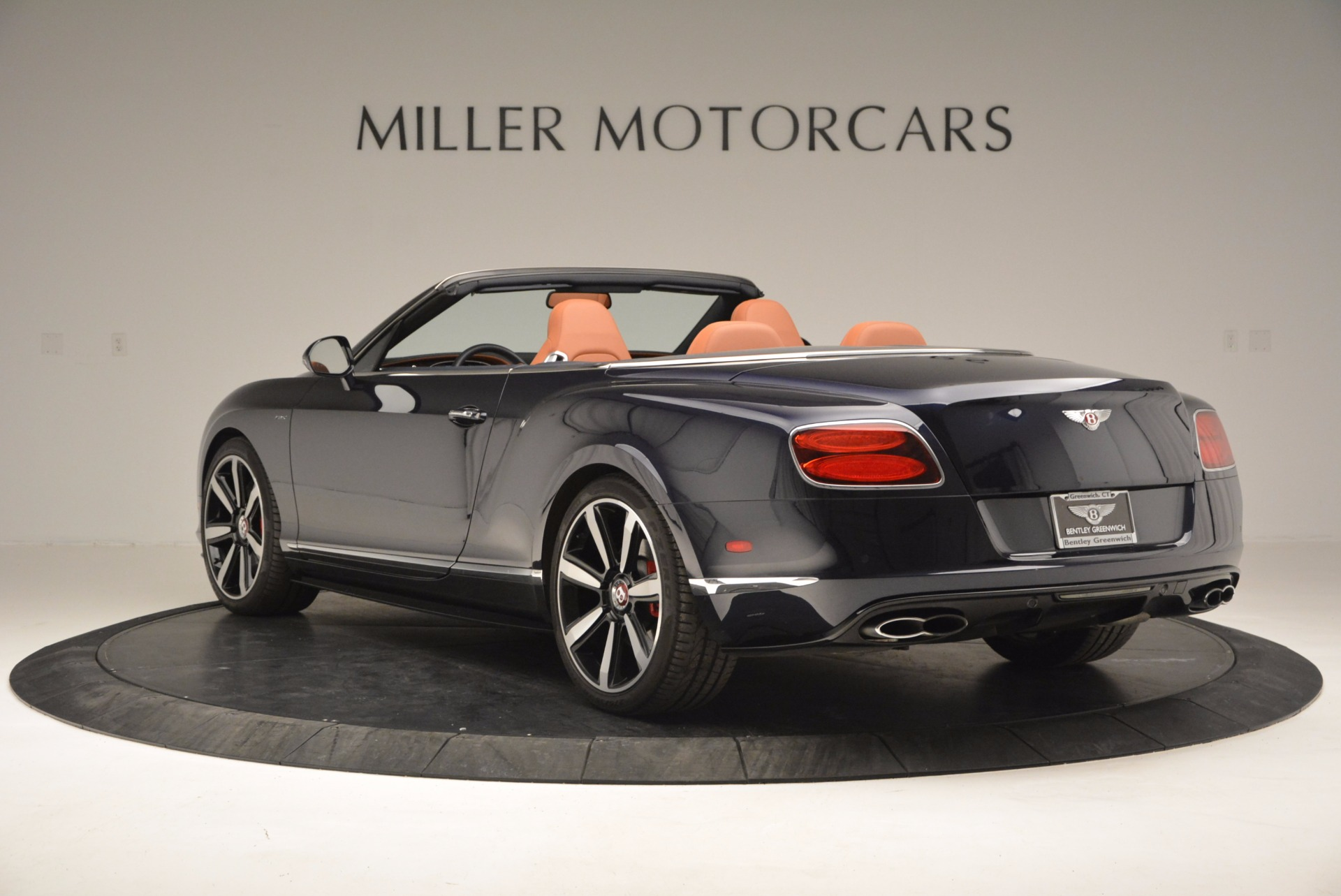Used 2015 Bentley Continental GT V8 S For Sale In Greenwich, CT 807_p5