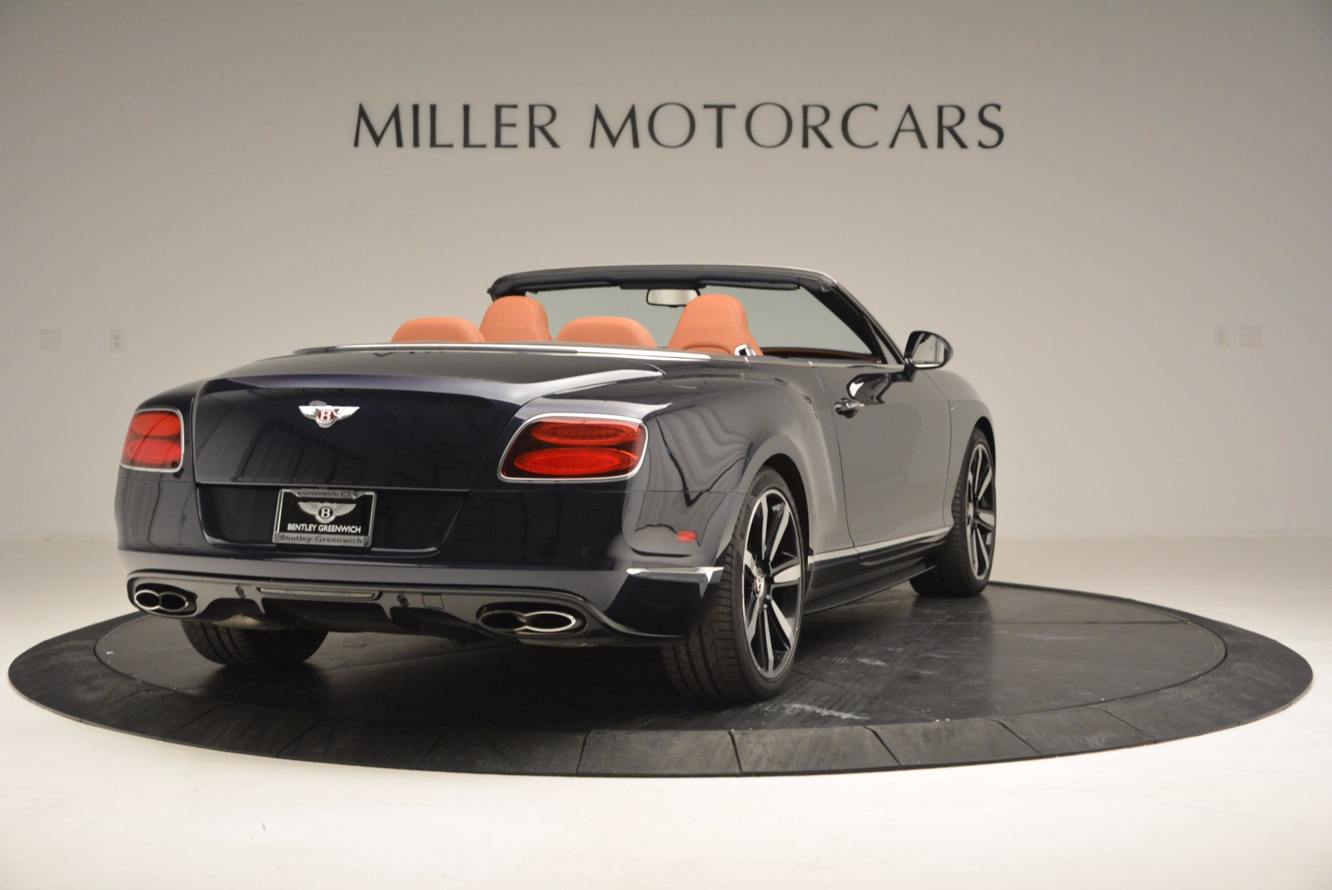Used 2015 Bentley Continental GT V8 S For Sale In Greenwich, CT 807_p7