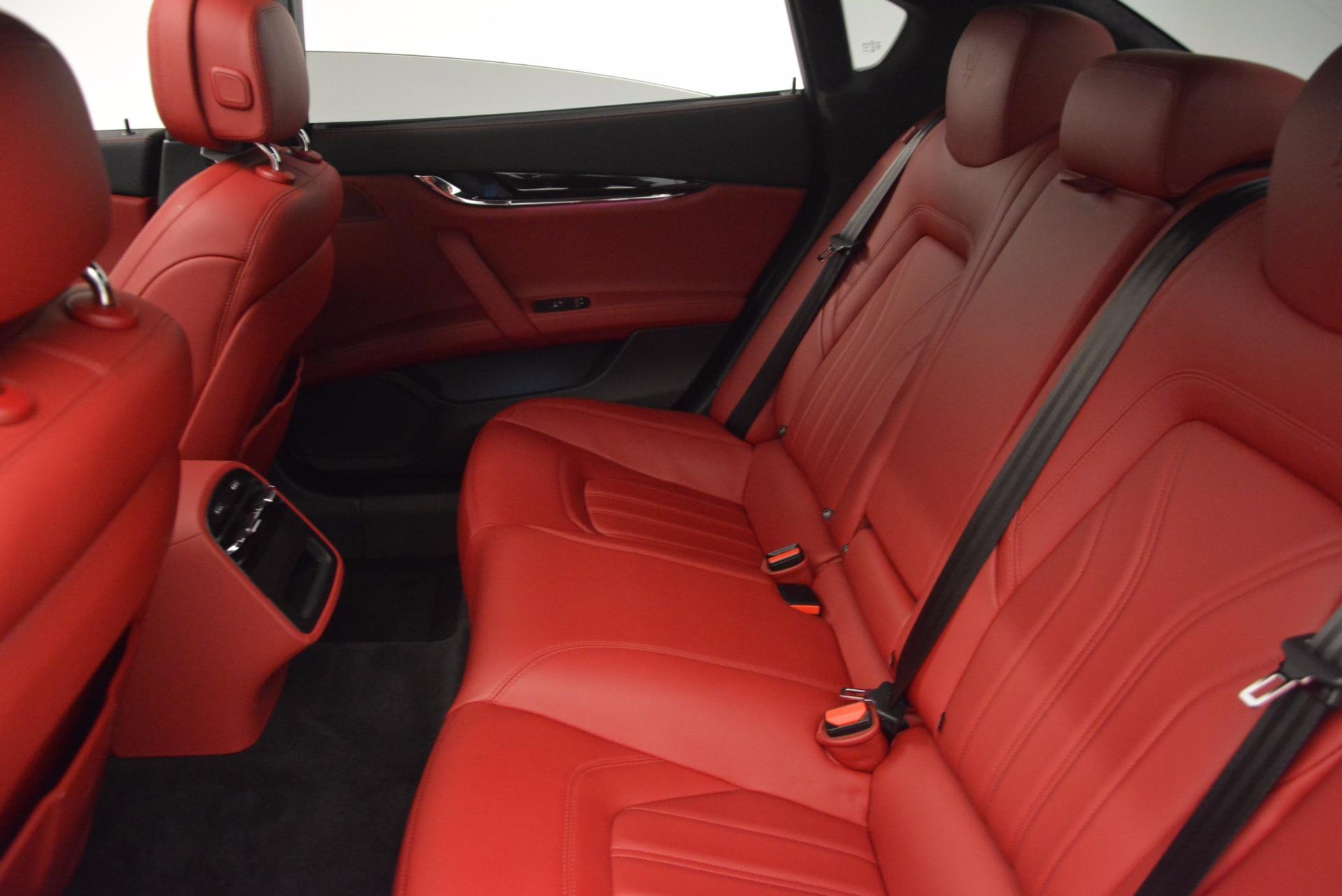 Used 2015 Maserati Quattroporte S Q4 For Sale In Greenwich, CT 809_p18