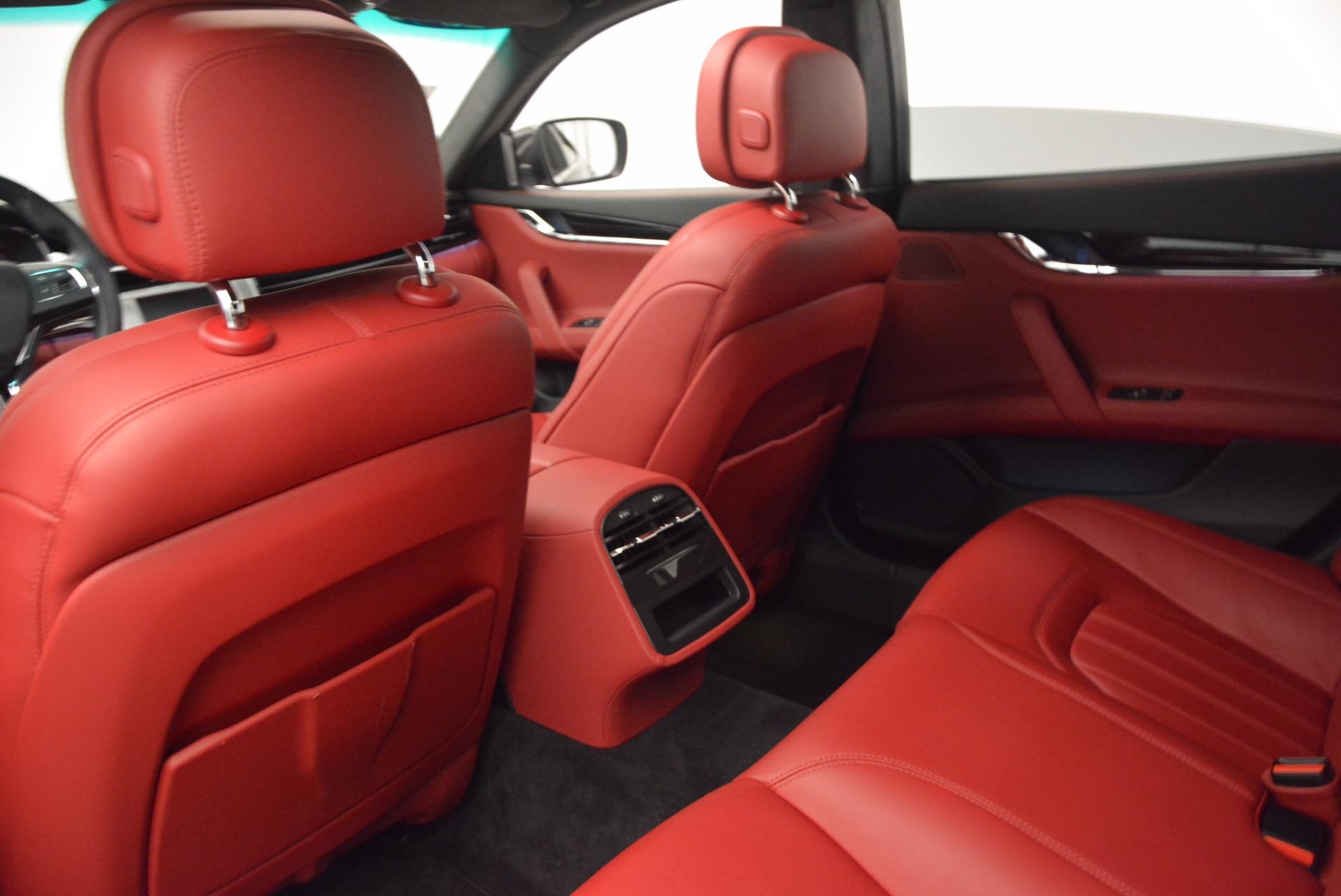 Used 2015 Maserati Quattroporte S Q4 For Sale In Greenwich, CT 809_p19