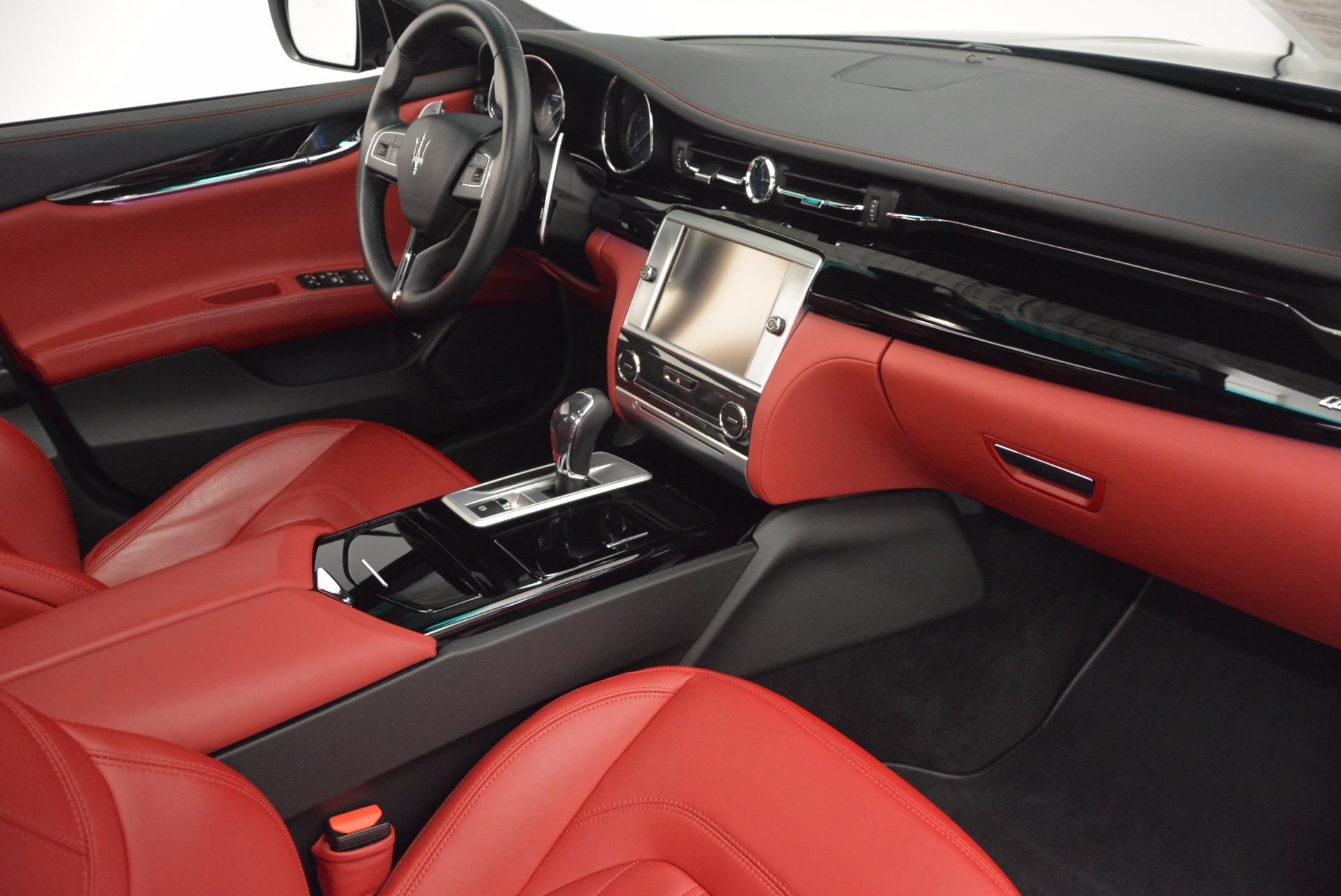 Used 2015 Maserati Quattroporte S Q4 For Sale In Greenwich, CT 809_p20