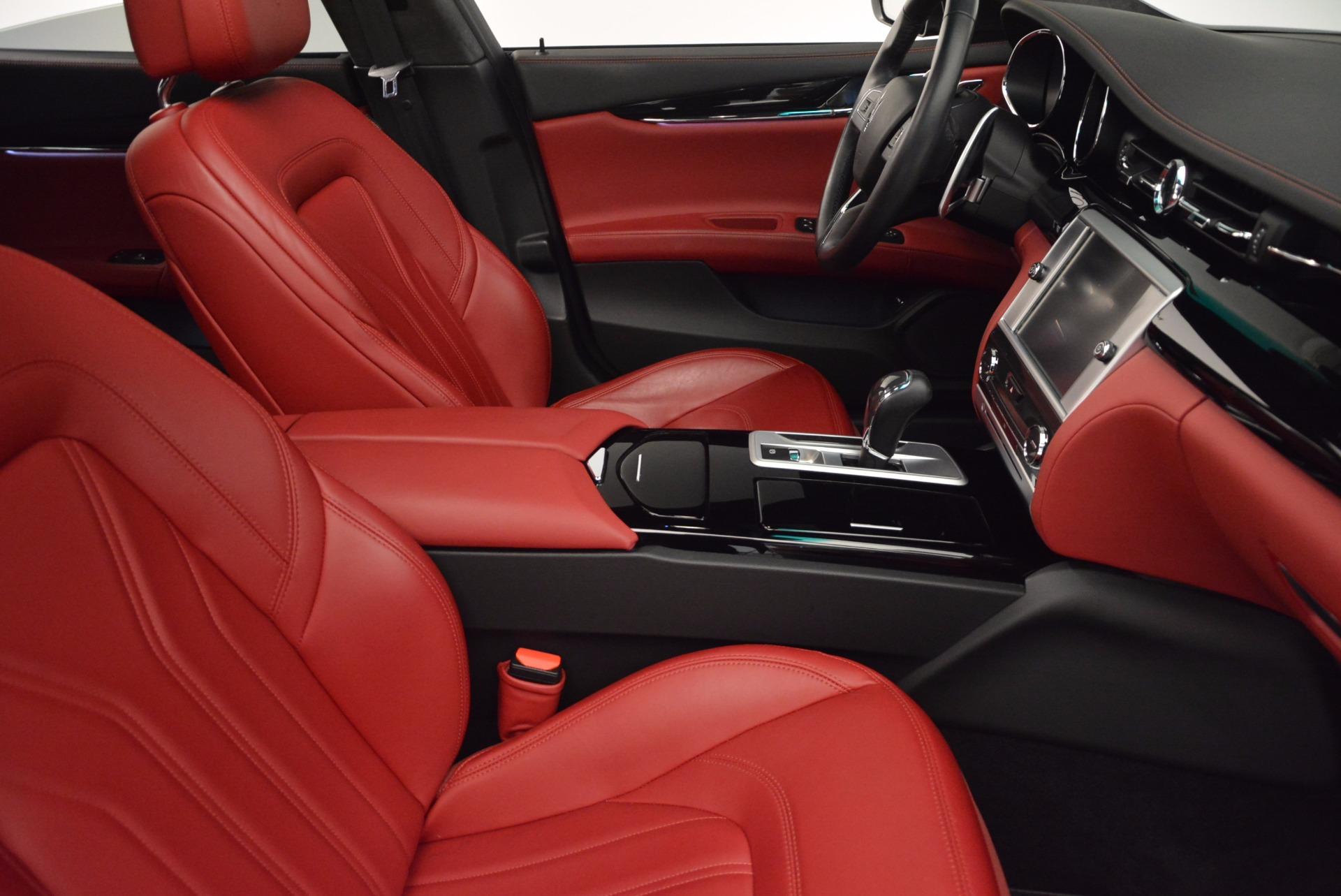 Used 2015 Maserati Quattroporte S Q4 For Sale In Greenwich, CT 809_p21