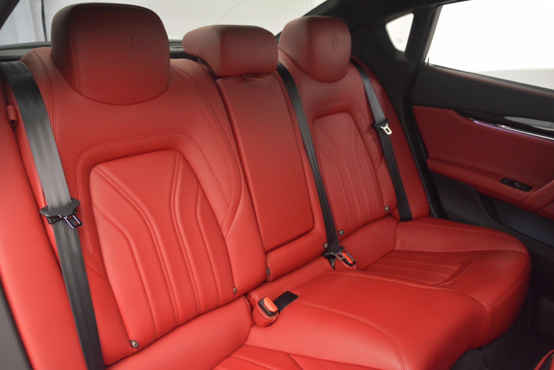 Used 2015 Maserati Quattroporte S Q4 For Sale In Greenwich, CT 809_p23