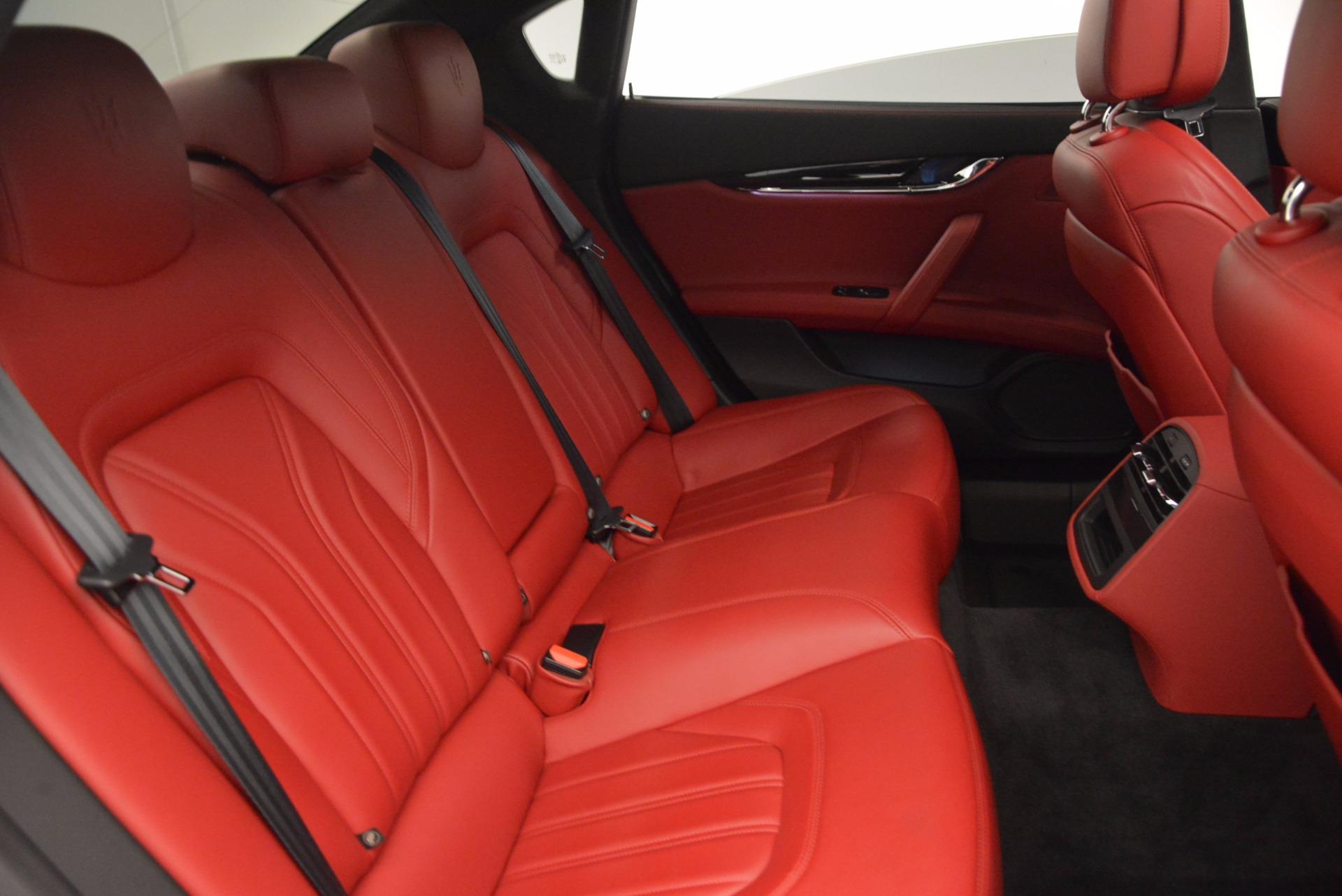 Used 2015 Maserati Quattroporte S Q4 For Sale In Greenwich, CT 809_p24