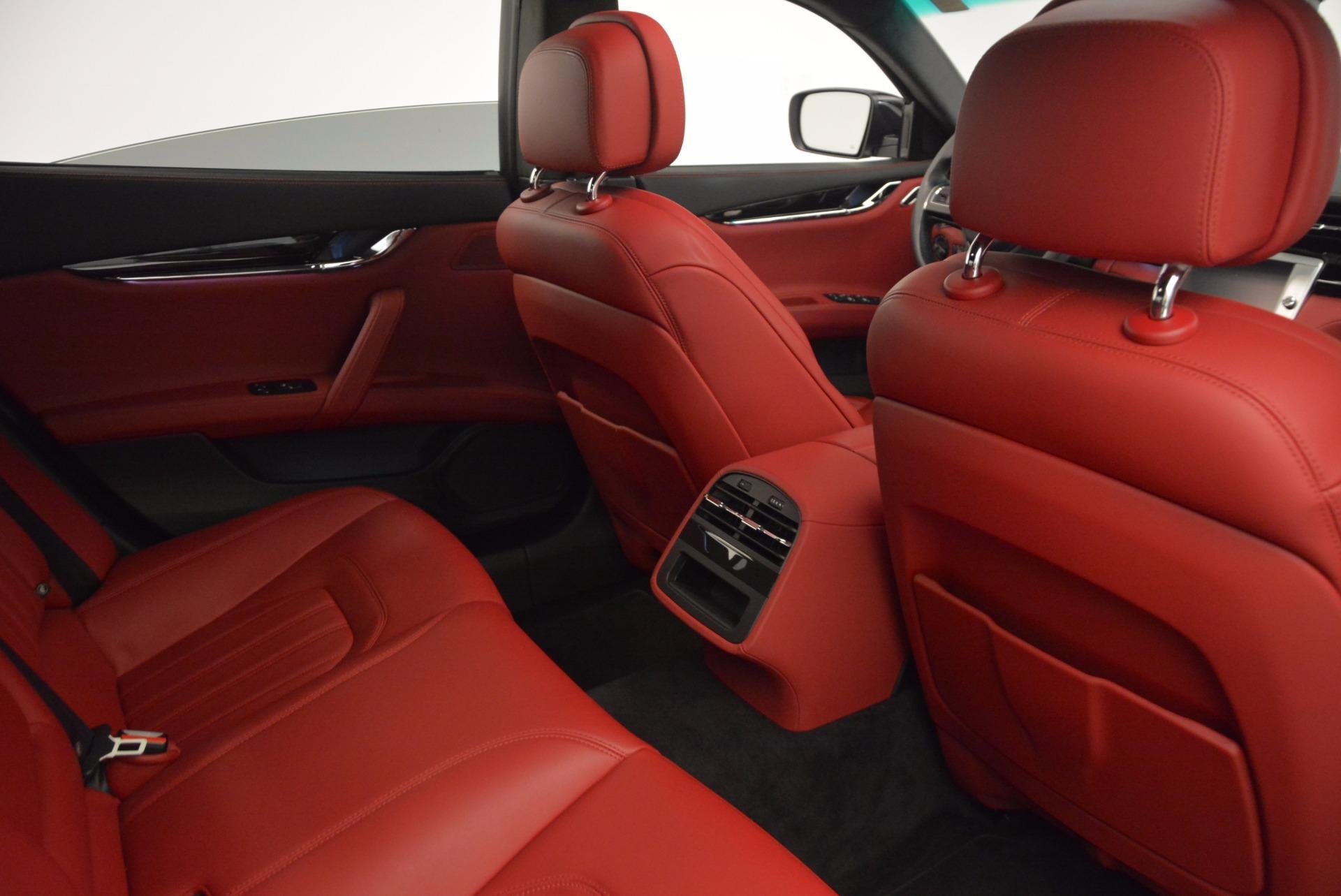 Used 2015 Maserati Quattroporte S Q4 For Sale In Greenwich, CT 809_p25