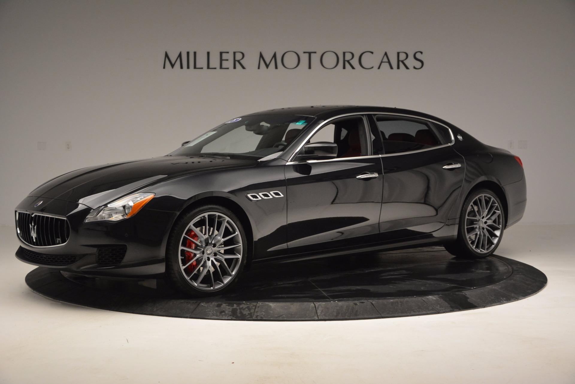 Used 2015 Maserati Quattroporte S Q4 For Sale In Greenwich, CT 809_p2