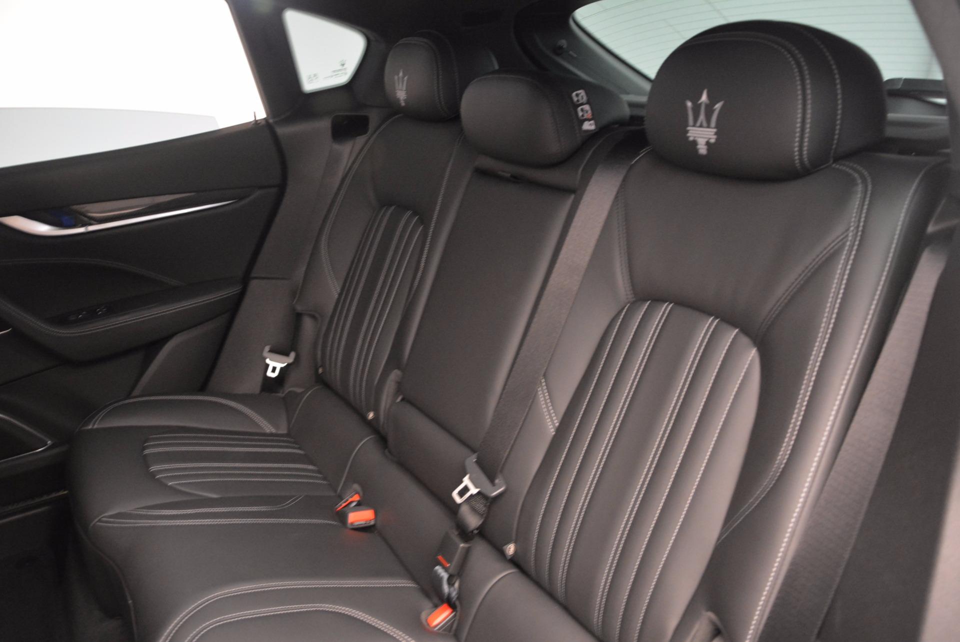 New 2017 Maserati Levante S Q4 For Sale In Greenwich, CT 811_p17
