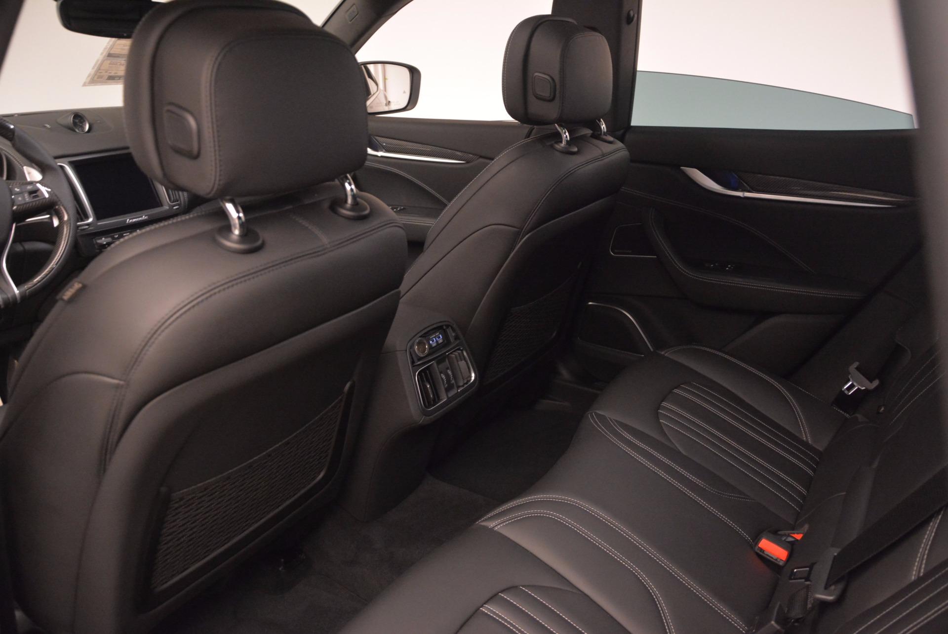 New 2017 Maserati Levante S Q4 For Sale In Greenwich, CT 811_p19