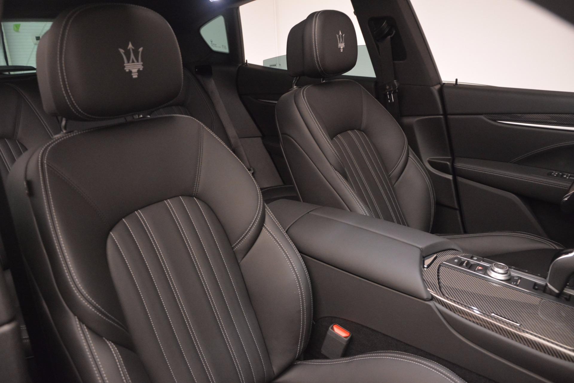 New 2017 Maserati Levante S Q4 For Sale In Greenwich, CT 811_p22