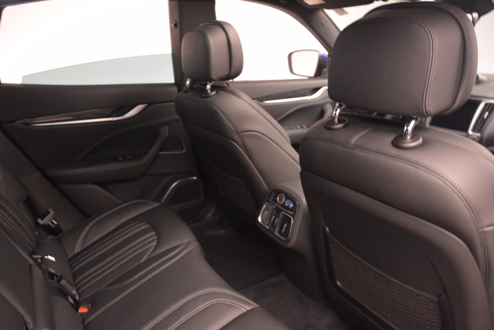New 2017 Maserati Levante S Q4 For Sale In Greenwich, CT 811_p25