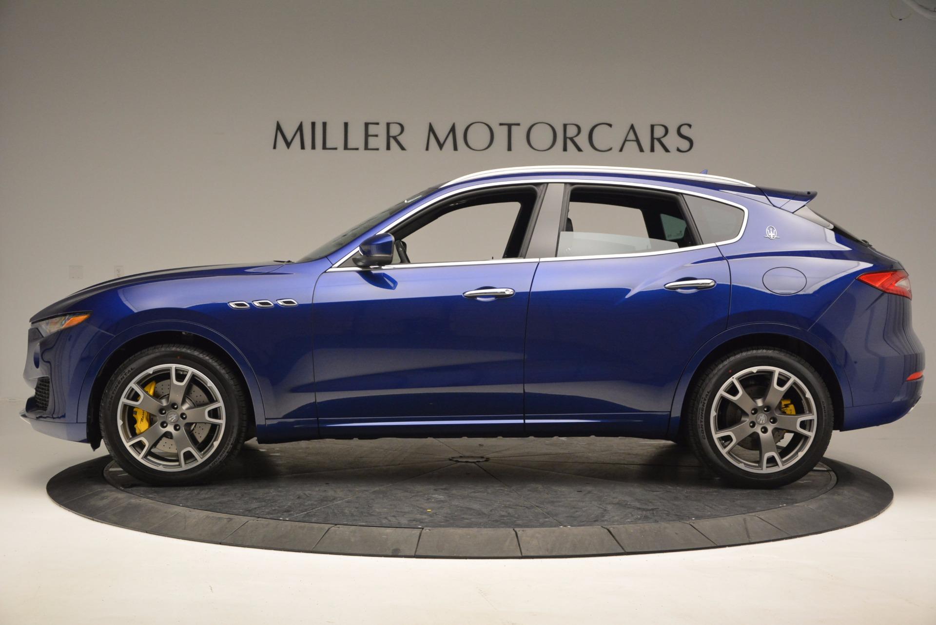 New 2017 Maserati Levante S Q4 For Sale In Greenwich, CT 811_p3