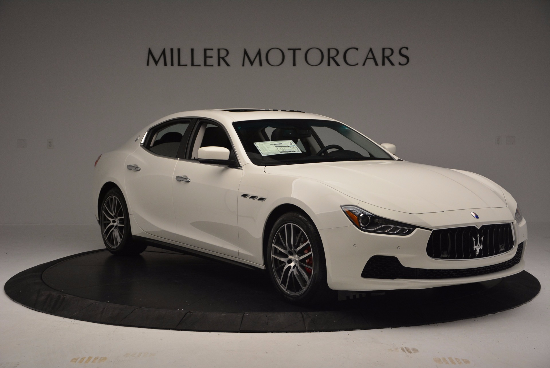 Used 2017 Maserati Ghibli S Q4 For Sale In Greenwich, CT 813_p12