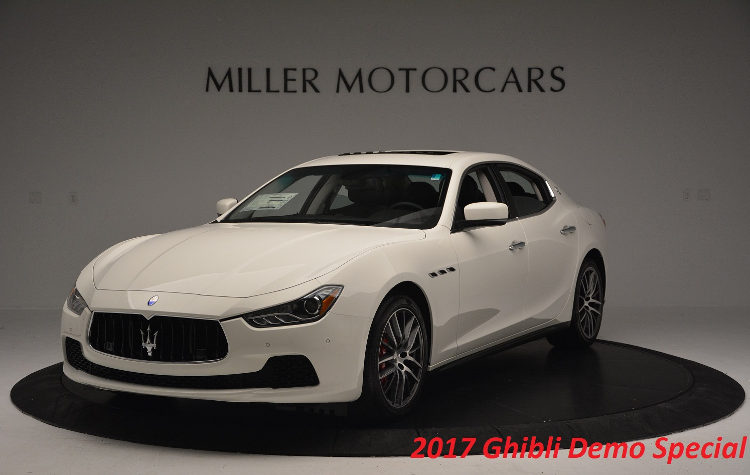 Used 2017 Maserati Ghibli S Q4 For Sale In Greenwich, CT 813_p2