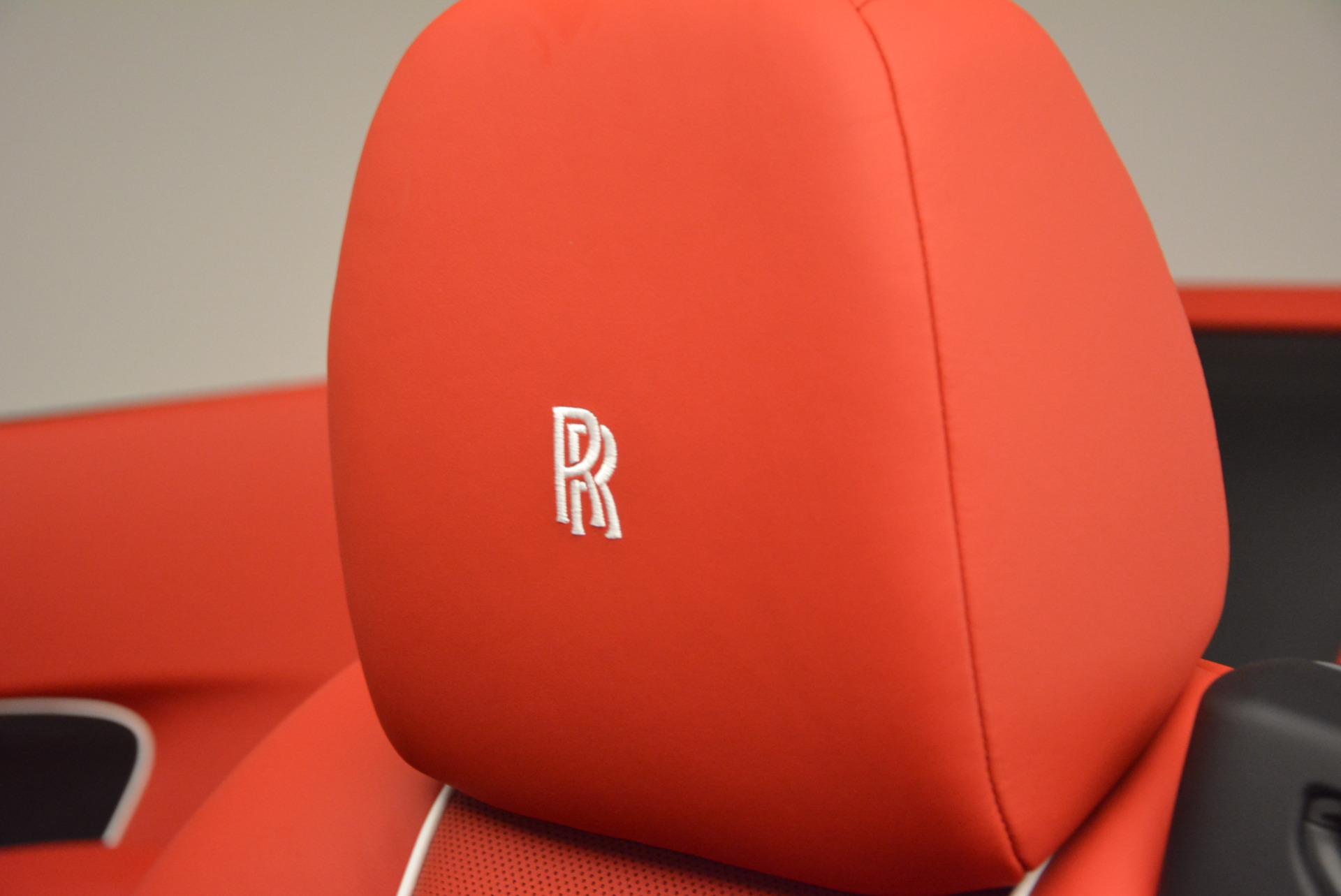 New 2017 Rolls-Royce Dawn  For Sale In Greenwich, CT 814_p39