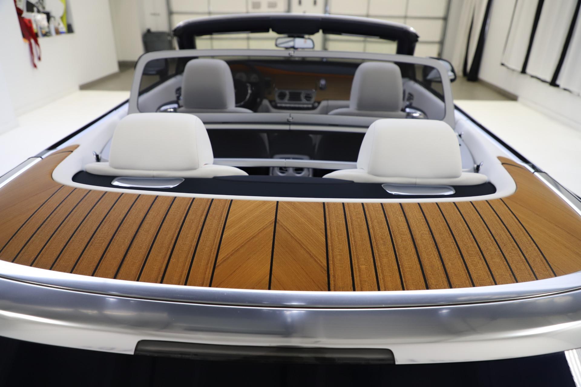 New 2017 Rolls-Royce Dawn  For Sale In Greenwich, CT 815_p33