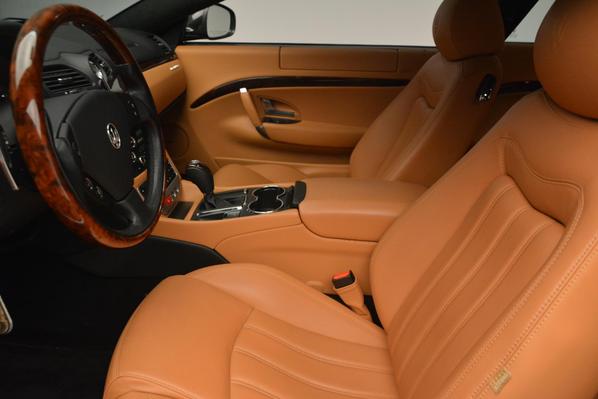 Used 2011 Maserati GranTurismo  For Sale In Greenwich, CT 816_p14