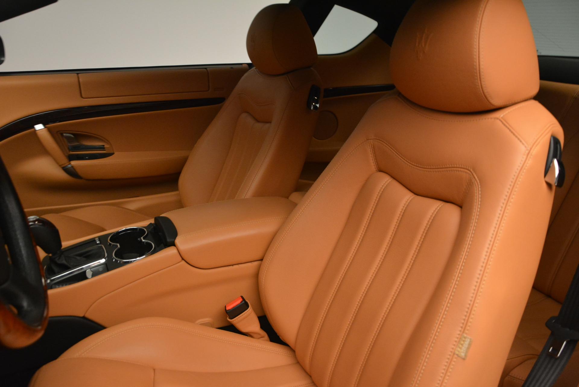Used 2011 Maserati GranTurismo  For Sale In Greenwich, CT 816_p15