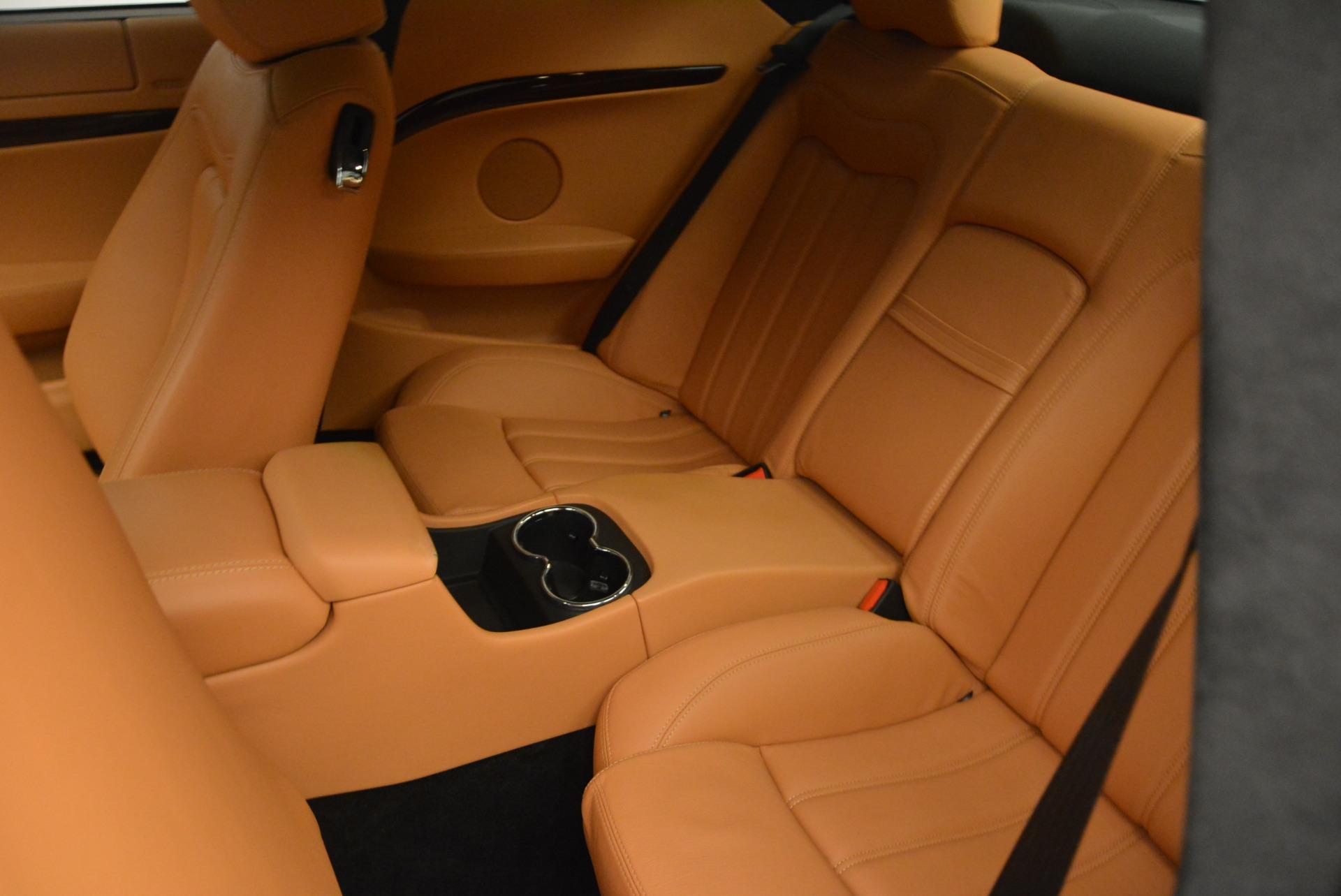 Used 2011 Maserati GranTurismo  For Sale In Greenwich, CT 816_p17