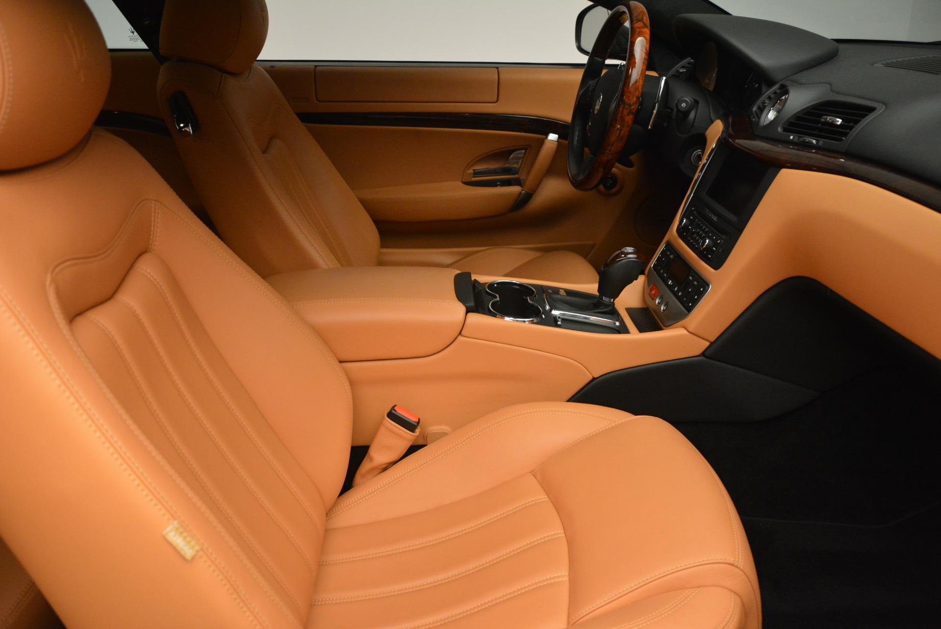 Used 2011 Maserati GranTurismo  For Sale In Greenwich, CT 816_p19