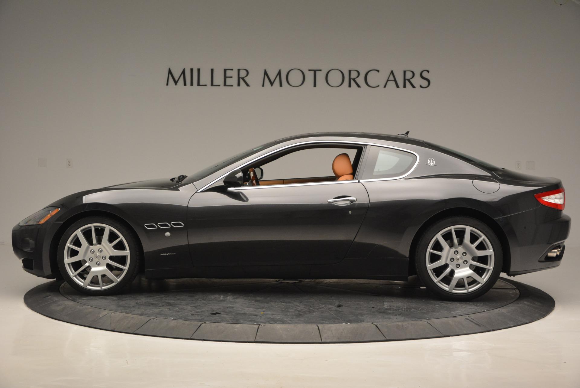 Used 2011 Maserati GranTurismo  For Sale In Greenwich, CT 816_p3