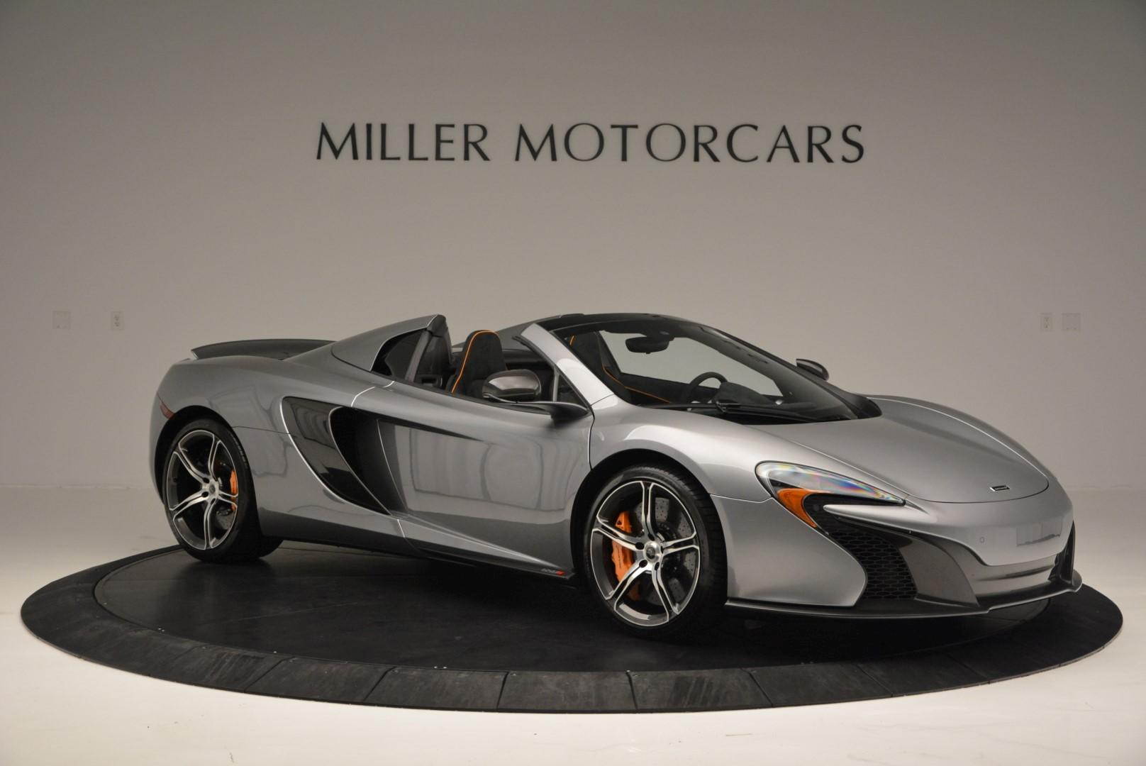 Used 2016 McLaren 650S Convertible For Sale In Greenwich, CT 82_p10