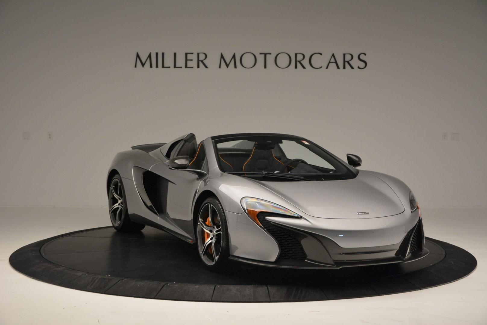 Used 2016 McLaren 650S Convertible For Sale In Greenwich, CT 82_p11